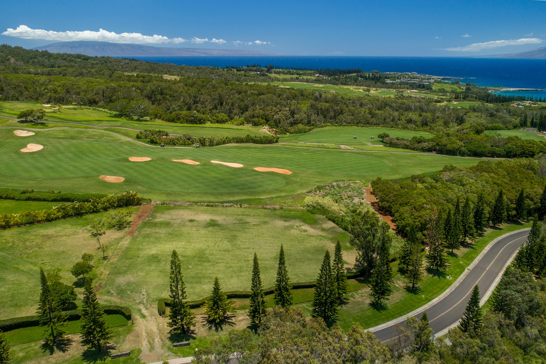 農場/牧場 / プランテーション のために 売買 アット Ocean View Homesite Overlooking the Kapalua Plantation Course 600 Honokohau St Lahaina, ハワイ 96761 アメリカ合衆国