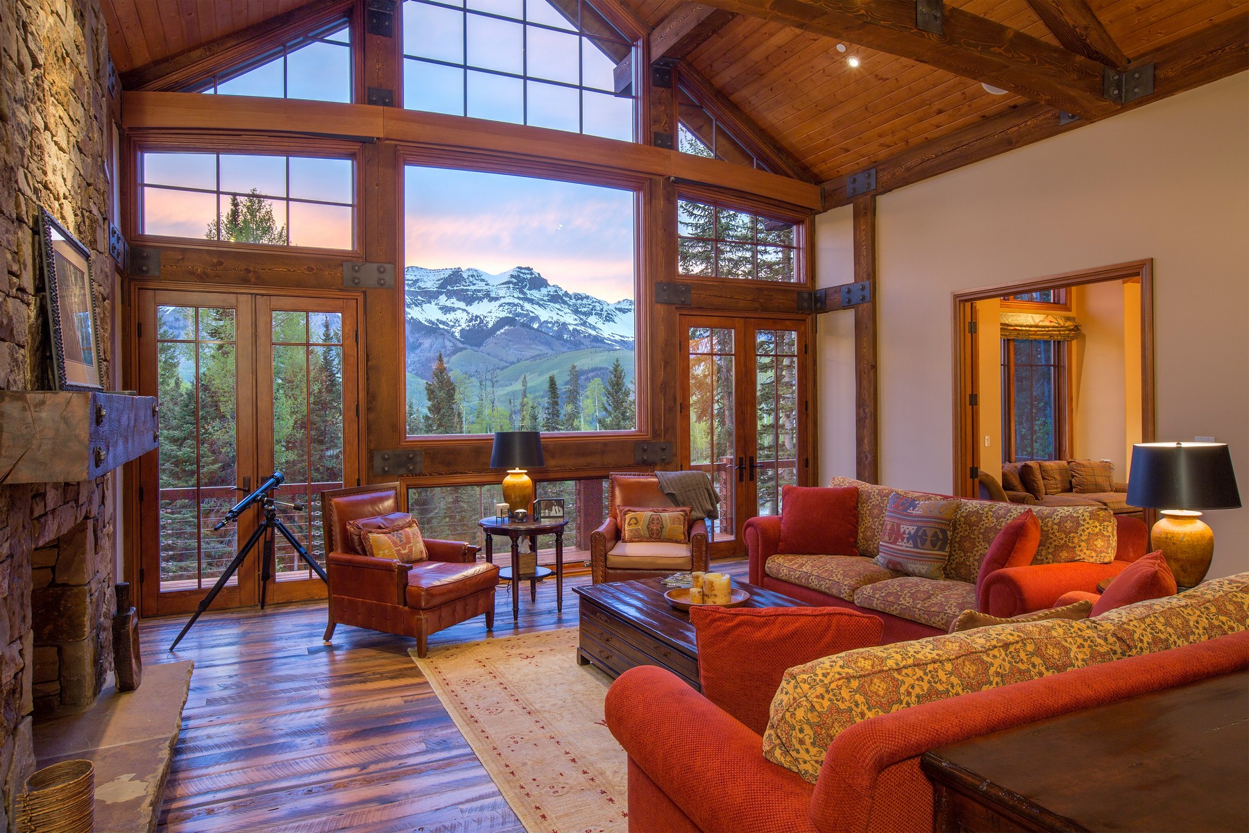 Single Family Home for Sale at 159 Benchmark Telluride, Colorado, 81435 United States