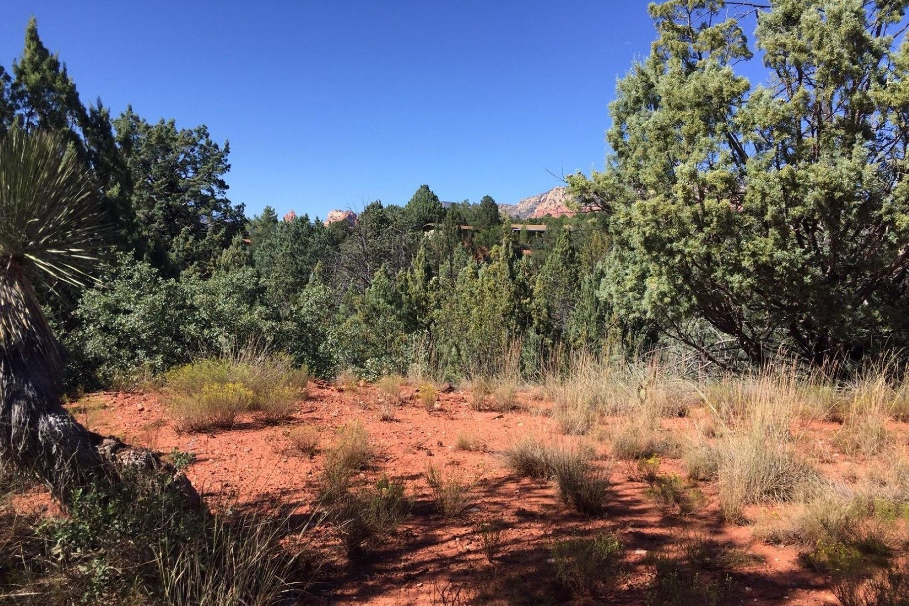Land for Sale at Lovely lot backing fantastic red rock views 399 Canyon Drive, Sedona, Arizona, 86336 United States