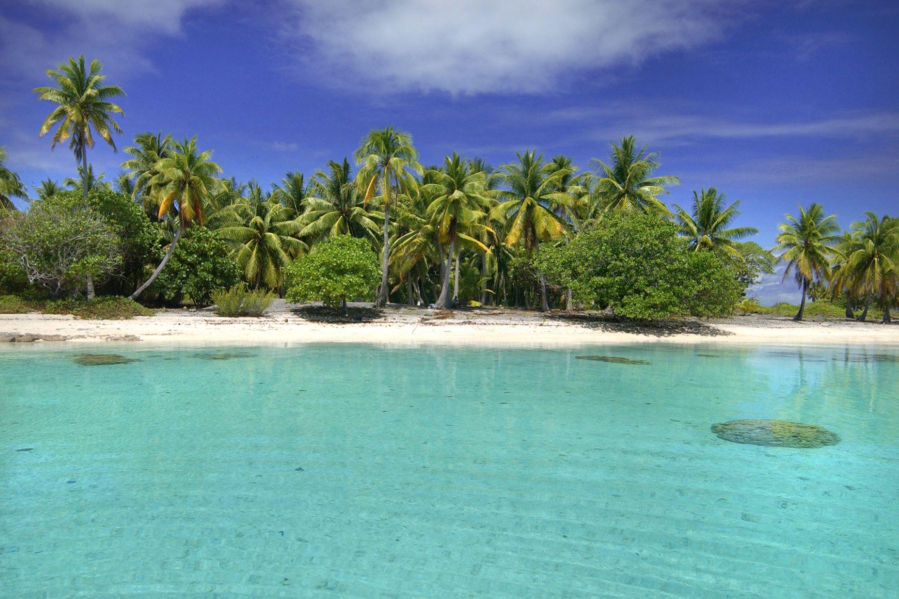 Îlle privée pour l Vente à Tuamotu private island Raraka Tuamotu, 98763 French Polynesia