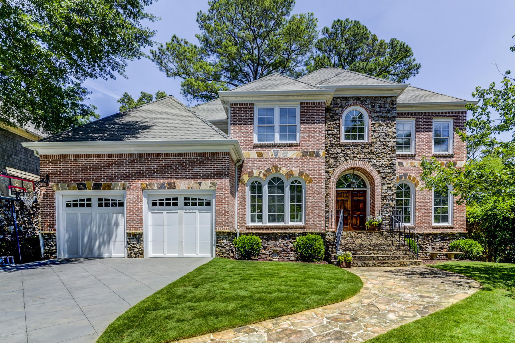 Nhà ở một gia đình vì Bán tại Great Opportunity In Garden Hills 2673 Brookwood Drive Garden Hills, Atlanta, Georgia, 30305 Hoa Kỳ