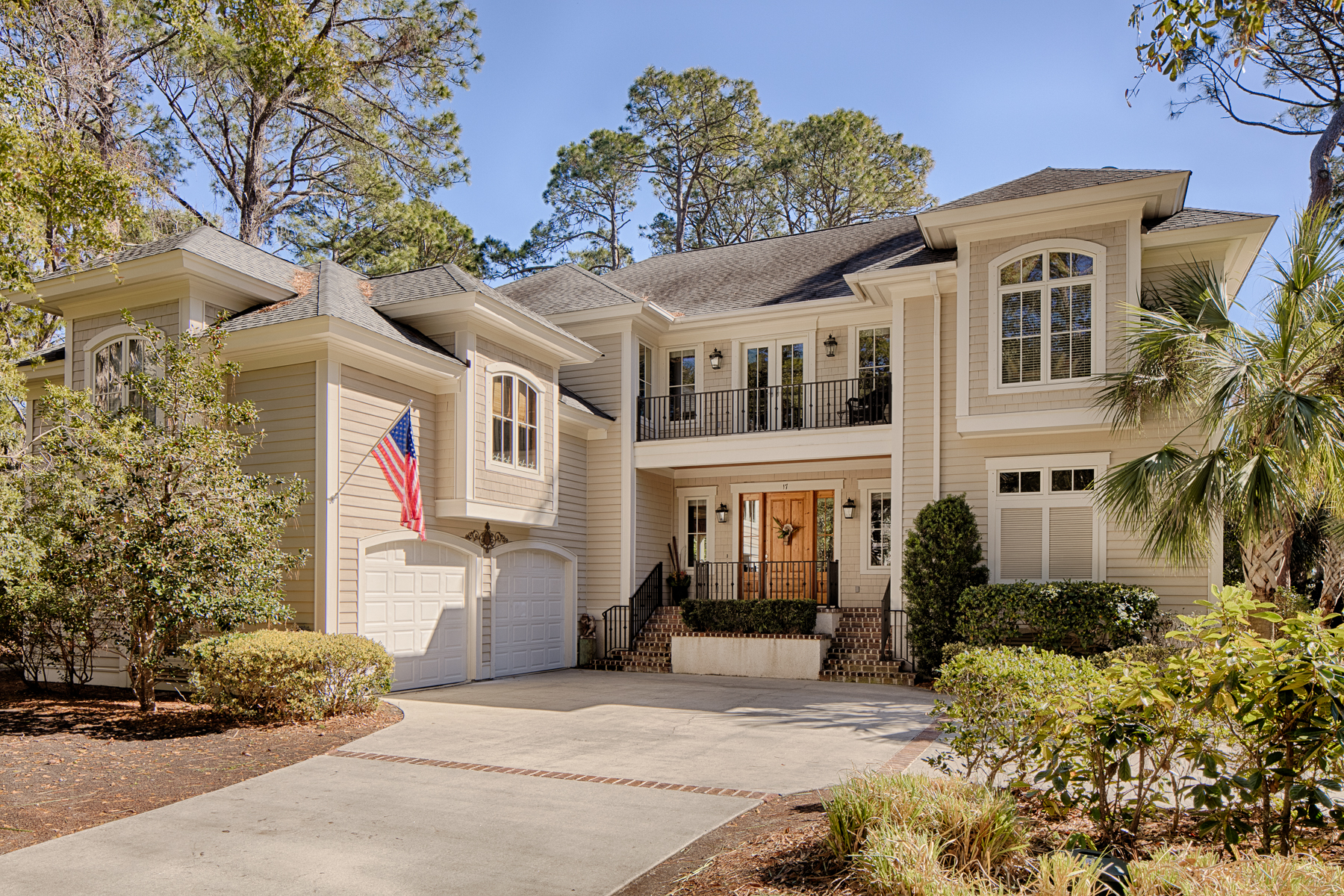 Single Family Home for Sale at 17 Wood Ibis Road 17 Wood Ibis Road Hilton Head Island, South Carolina 29928 United States