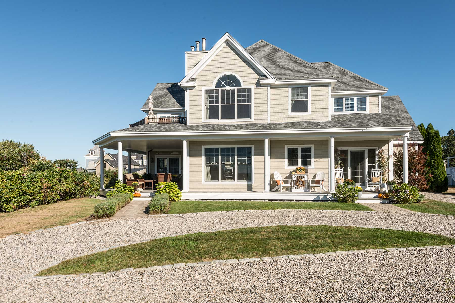Single Family Home for Sale at Ocean View Shingle Style - Walk to Short Sands Beach 1 Ravine Avenue York, Maine, 03909 United States