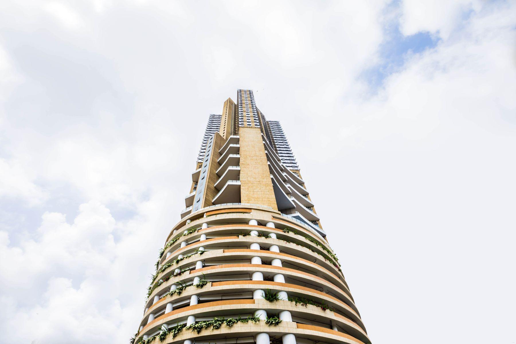 Duplex Homes 为 出租 在 Sky Apartment, Senapati Bapat Road 孟买, 马哈拉托特拉邦 400013 印度