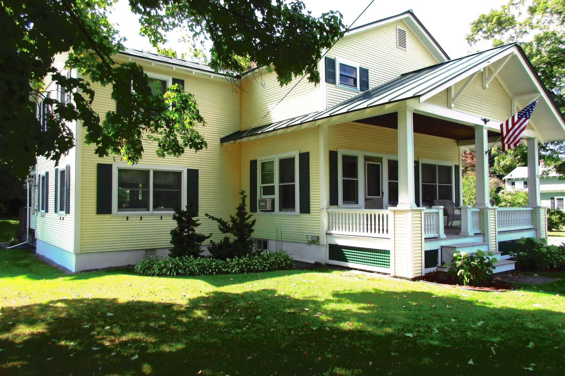 Single Family Homes for Sale at East Middlebury Village 90 Ossie Rd Middlebury, Vermont 05753 United States