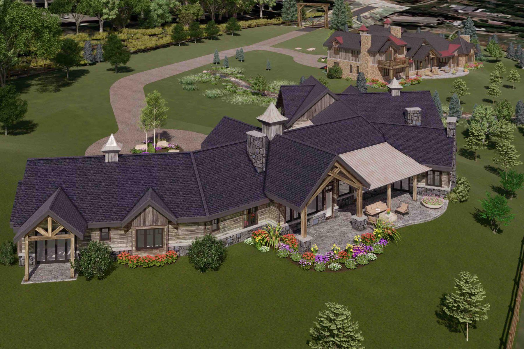 土地 のために 売買 アット Discover Hoaglund Ranch! 184 & 186 Hoaglund Ranch Rd Basalt, コロラド 81621 アメリカ