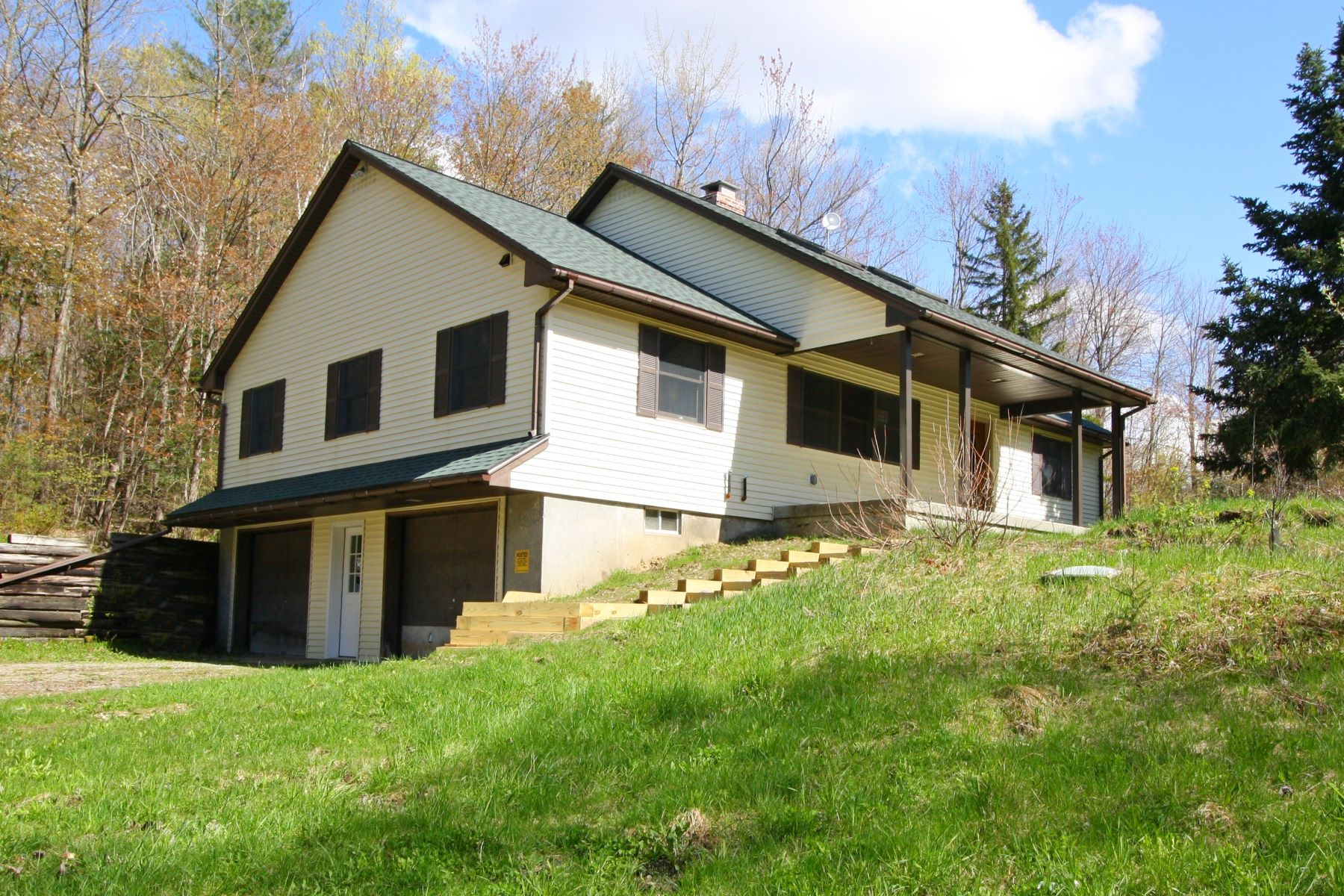 single family homes for Sale at 354 Billings Farm Road, Ripton 354 Billings Farm Rd Ripton, Vermont 05766 United States