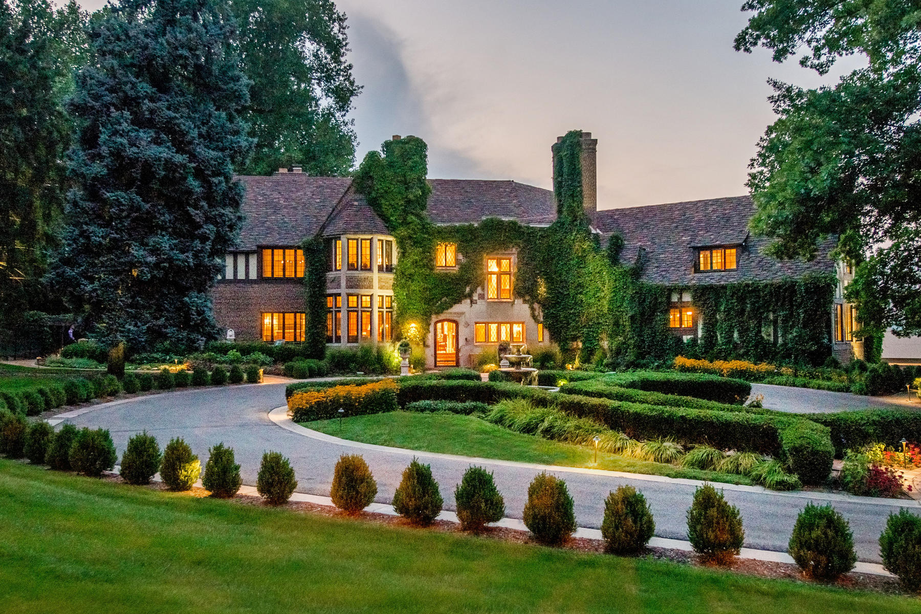 Single Family Homes for Sale at Ambitious Renovation of this Beautiful 1932 Tudor 2301 E. Alameda Avenue Denver, Colorado 80209 United States