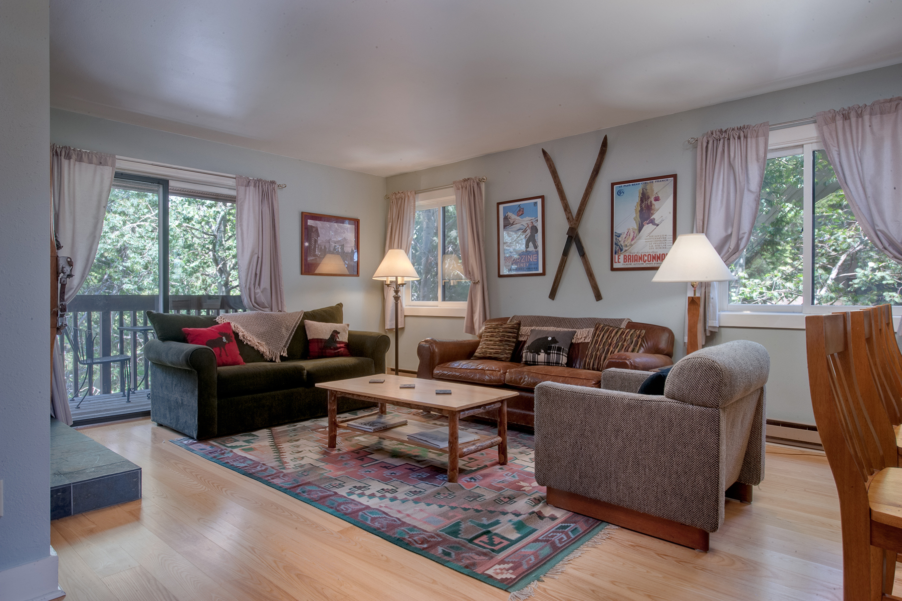 Condominium for Sale at Turn-Key Sleeping Indian Condo 3680 W Michael Dr. #W-15-A, Teton Village, Wyoming, 83025 Jackson Hole, United States