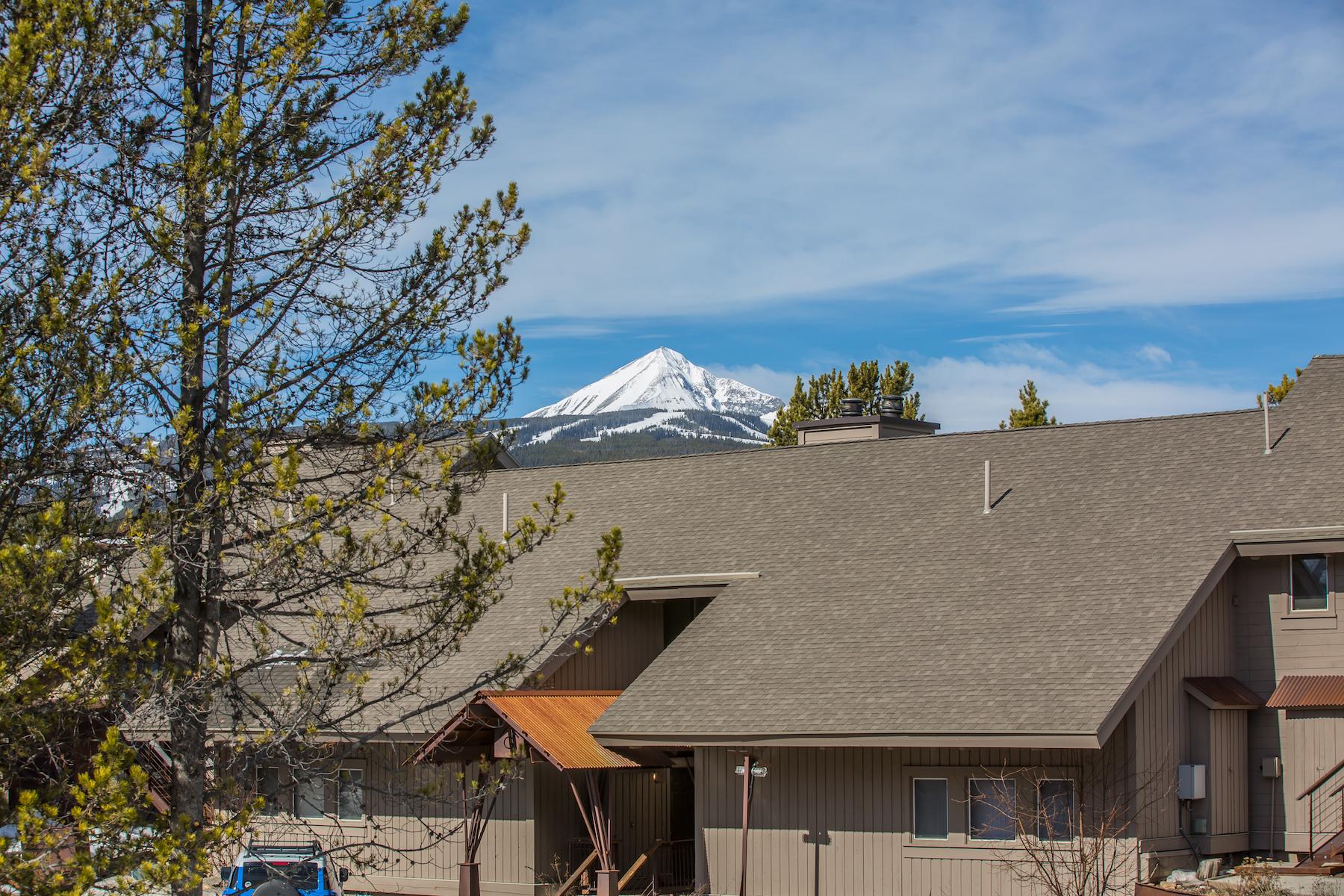 콘도미니엄 용 매매 에 Glacier Condo 146 2575 Curley Bear, Glacier 146 Big Sky, 몬타나, 59716 미국