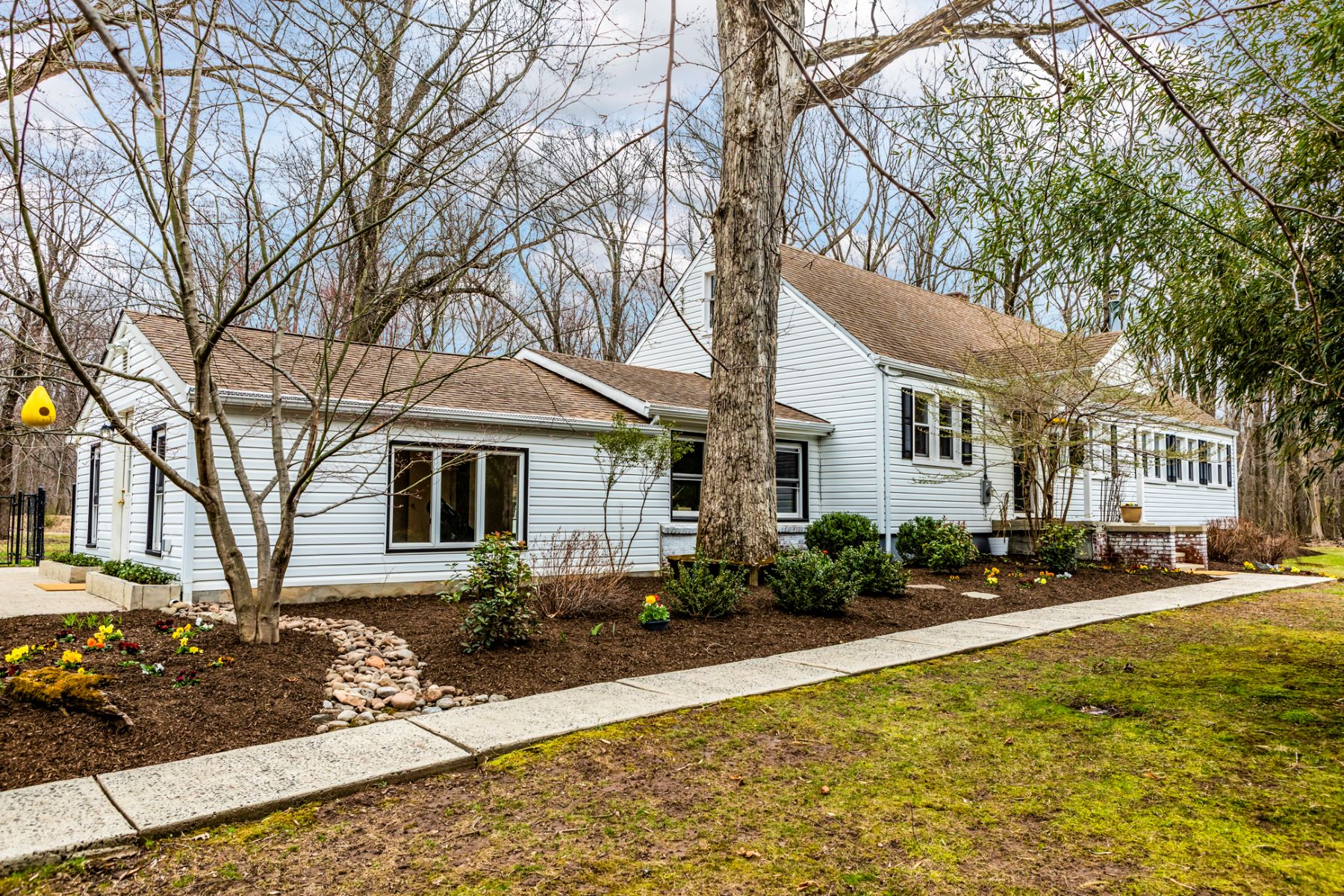 Property for Sale at Idyllic Natural Setting with a Modern Feel 325 Zion Road, Hillsborough, New Jersey 08844 United States