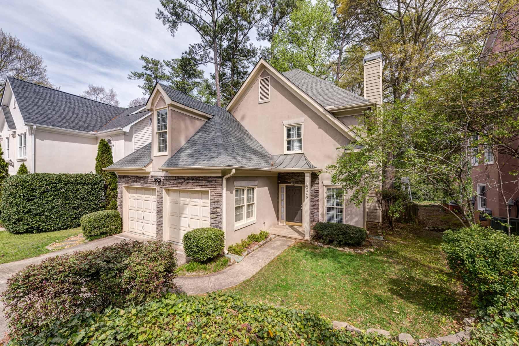 獨棟家庭住宅 為 出售 在 Amazing Three Bedroom Two and One-Half Bath in Brookhaven 2340 Logan Circle NE Brookhaven, Atlanta, 喬治亞州, 30319 美國