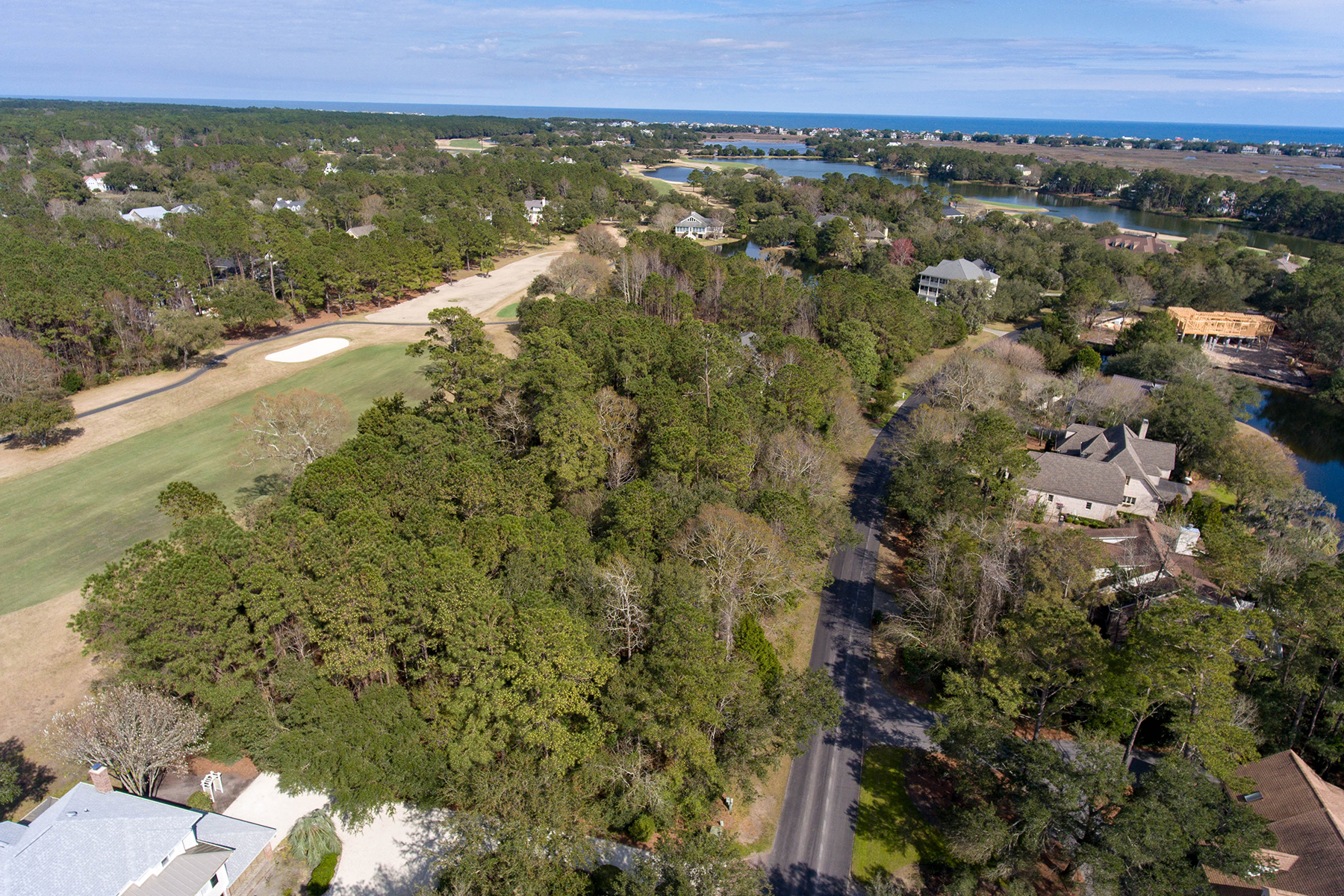 Land for Sale at Lot 161 Sanderling Ave. Georgetown, South Carolina 29440 United States