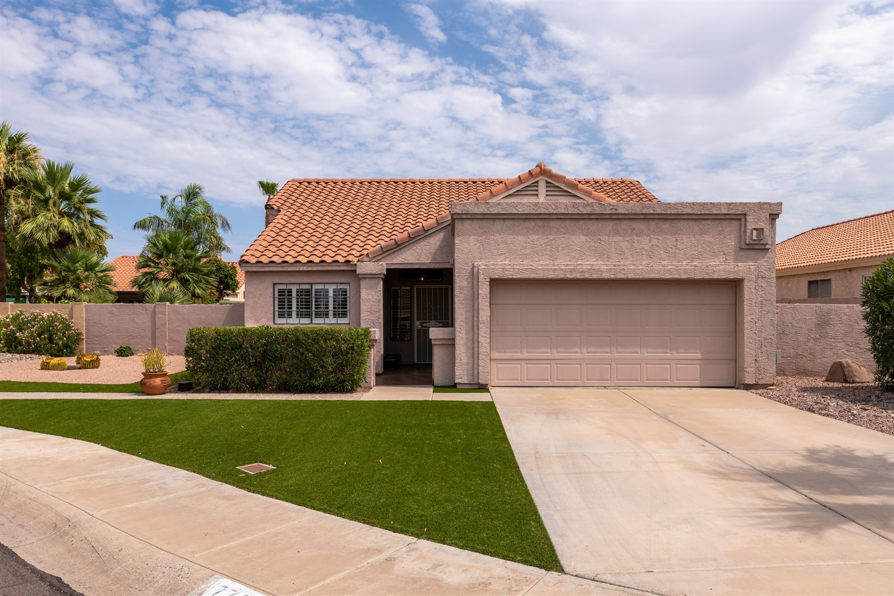 Single Family Homes for Active at Arrowhead Ranch 7708 W MCRAE WAY Glendale, Arizona 85308 United States