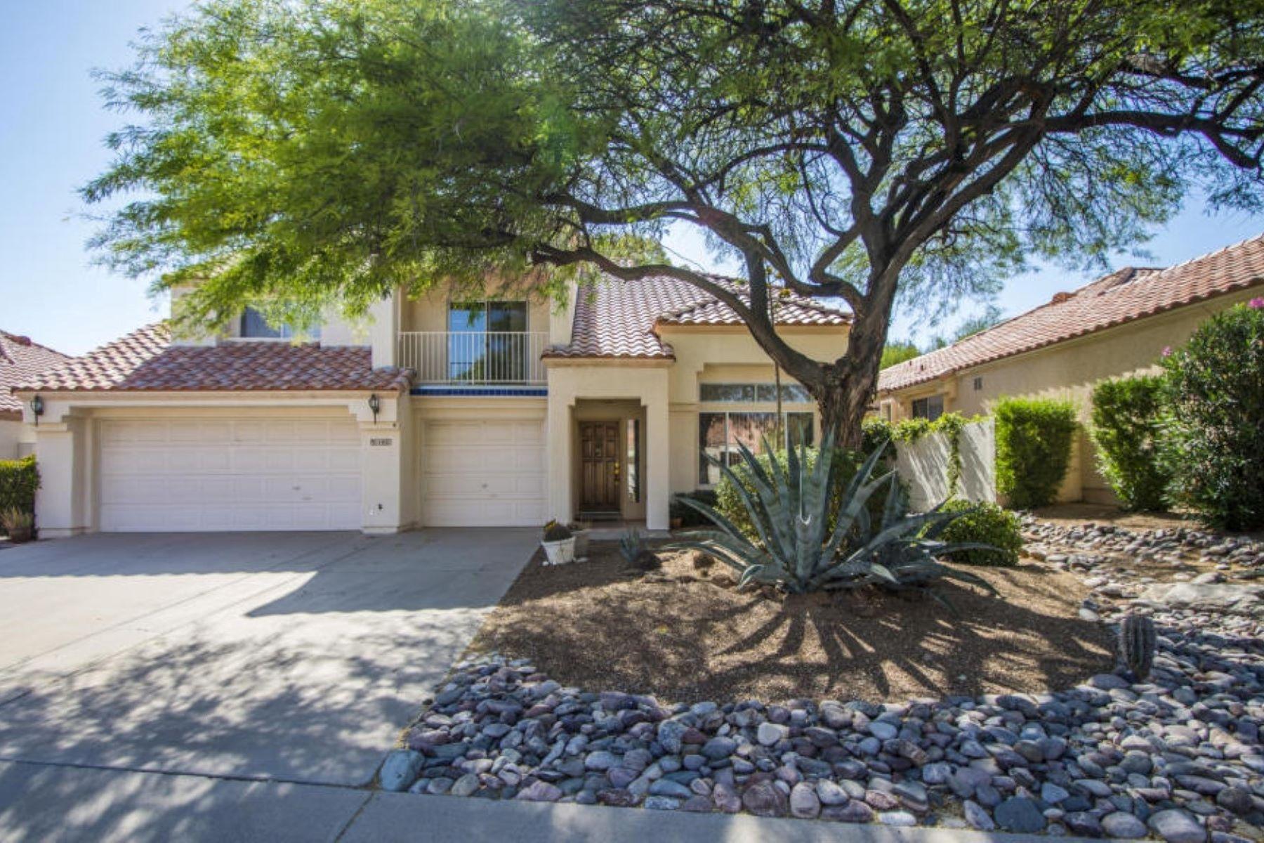 一戸建て のために 売買 アット Canada Hills Village 10775 N. Ridgewind Court Tucson, アリゾナ, 85737 アメリカ合衆国