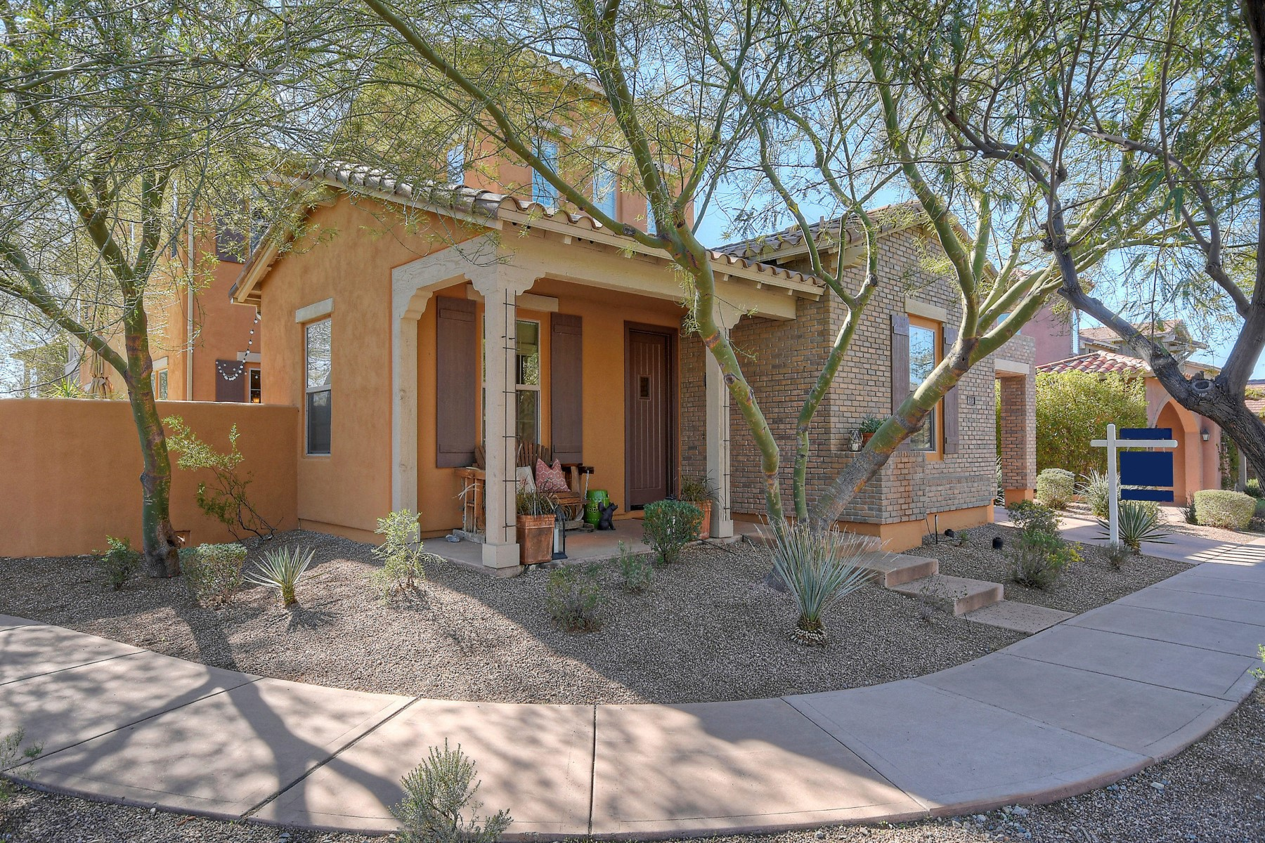 Single Family Home for Sale at Gorgeous executive home n the prestigious DC Ranch gated community 9369 E Canyon View Rd Scottsdale, Arizona, 85255 United States
