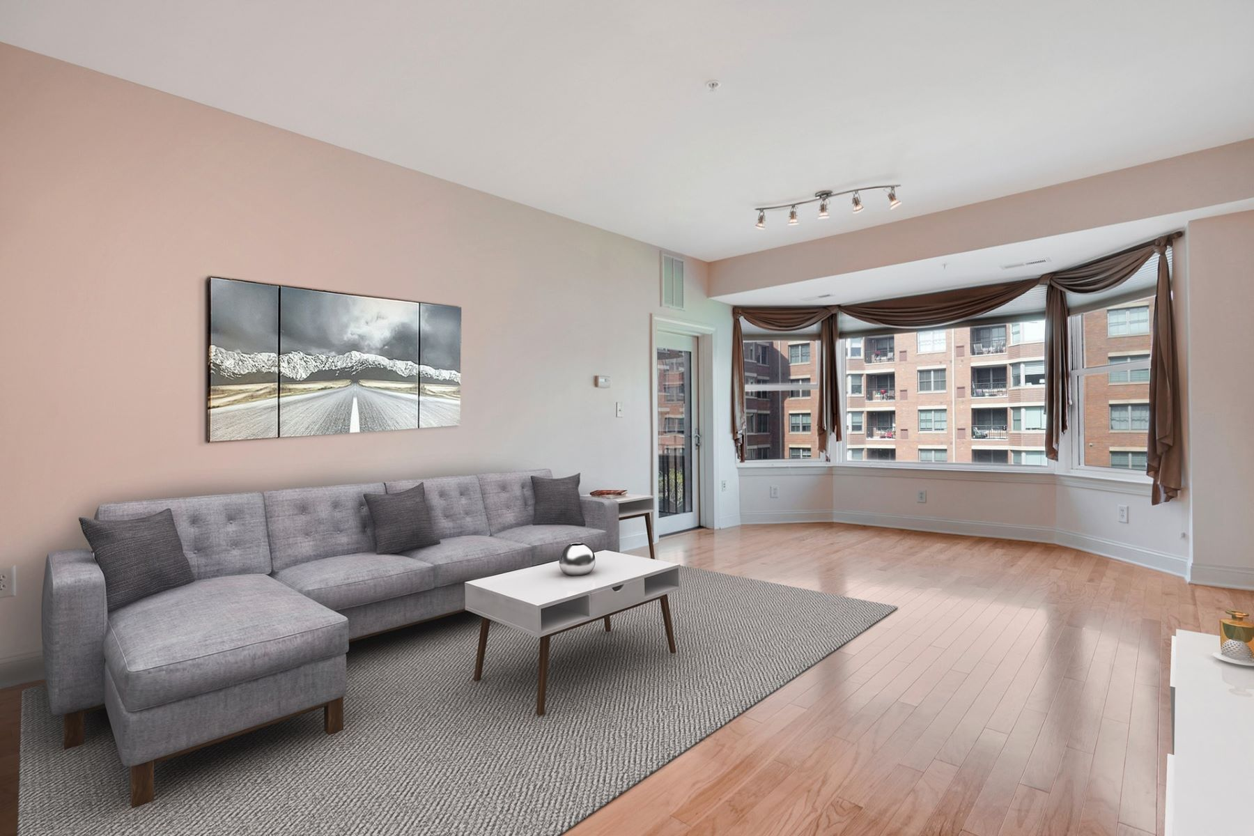 Condominiums for Sale at Welcome home to this North East facing 2 bed 2 bath condo 20 Avenue at Port Imperial #309, West New York, New Jersey 07093 United States