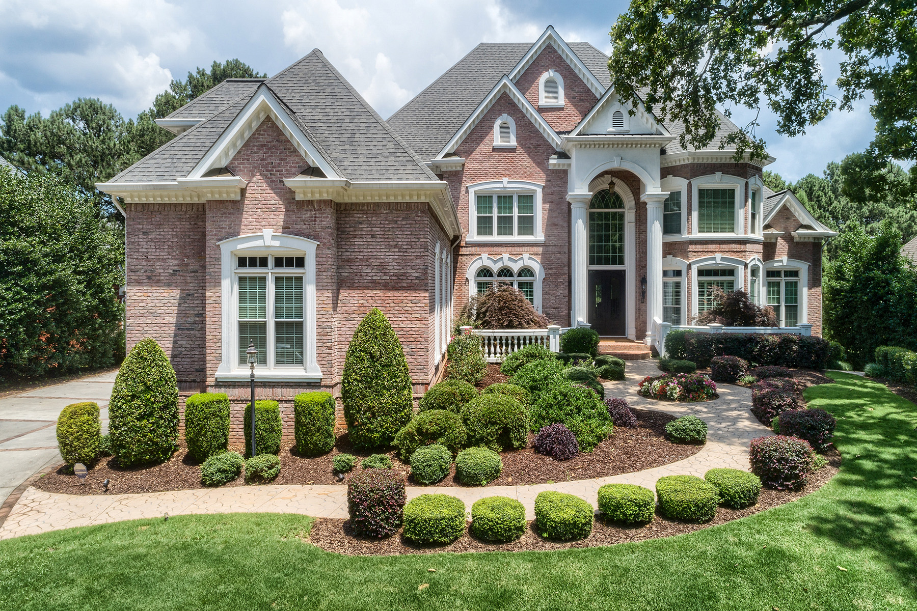 Single Family Home for Sale at Incredible Estate in St Ives Country Club 1826 Ballybunion Drive Johns Creek, Georgia 30097 United States