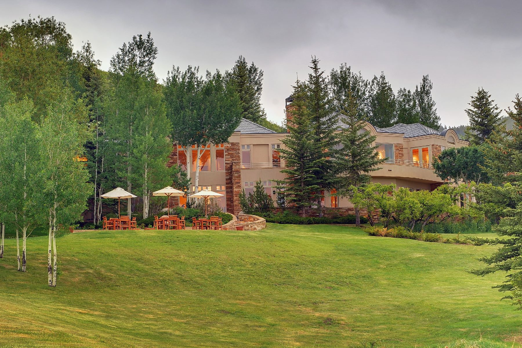 Single Family Homes for Sale at Value with Views 215 North Starwood Drive Aspen, Colorado 81611 United States