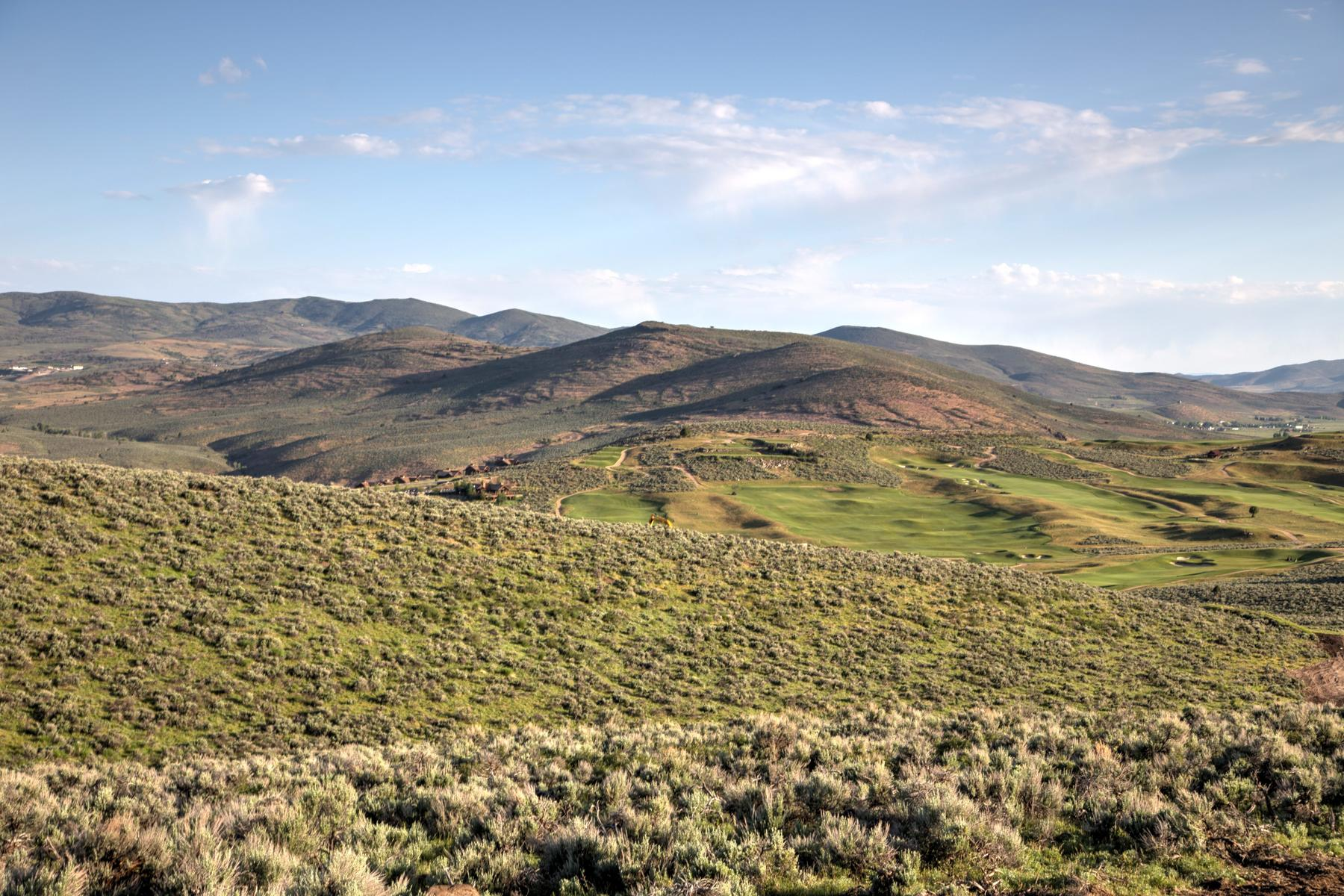 Land for Sale at Gorgeous Panoramic Views at Victory Ranch! 7113 E Evening Star Dr Lot 217 Heber City, Utah 84032 United States