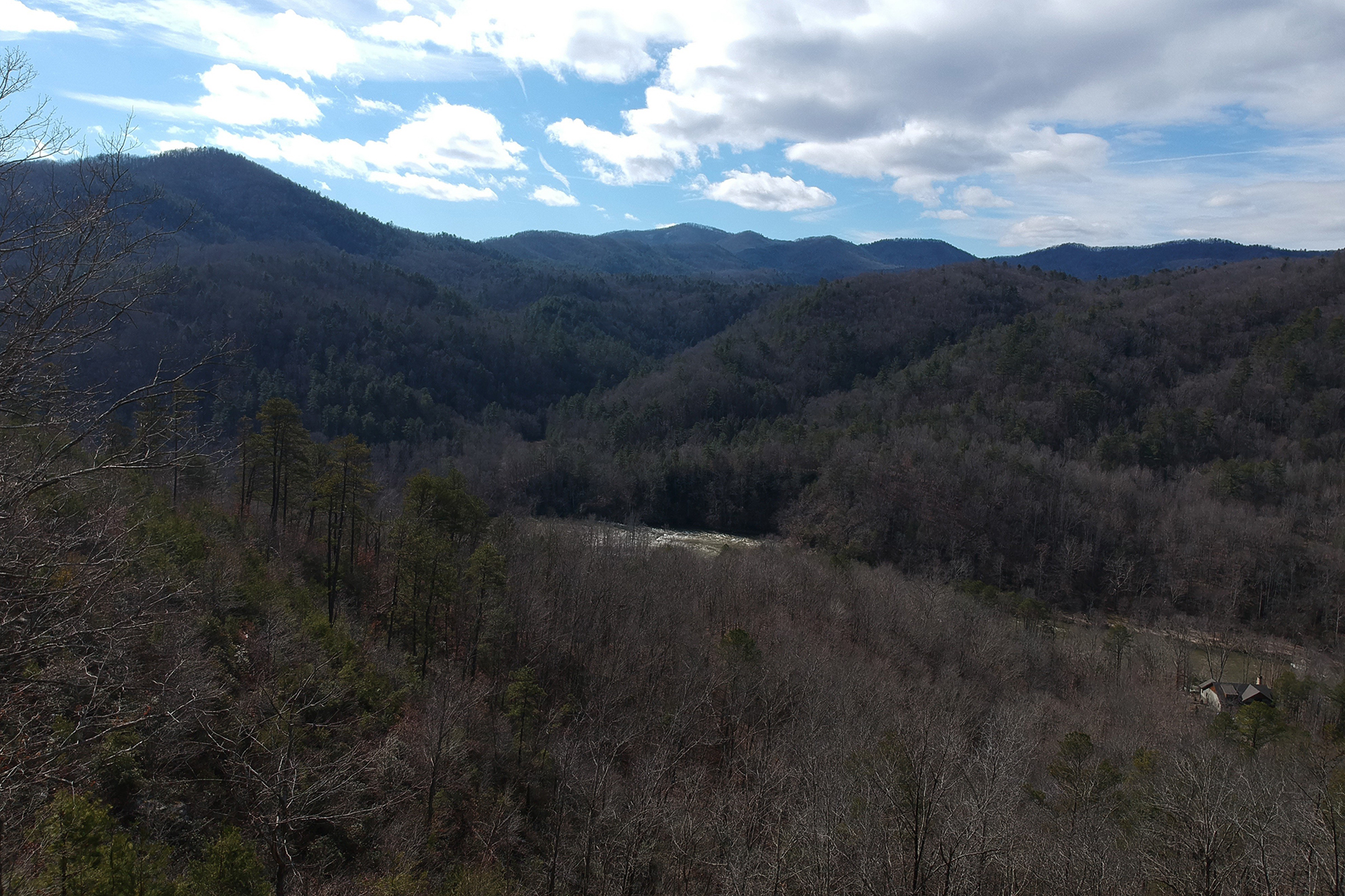 Land for Active at FRENCH BROAD CROSSING 196 Red Fox Trl , 41 Marshall, North Carolina 28753 United States