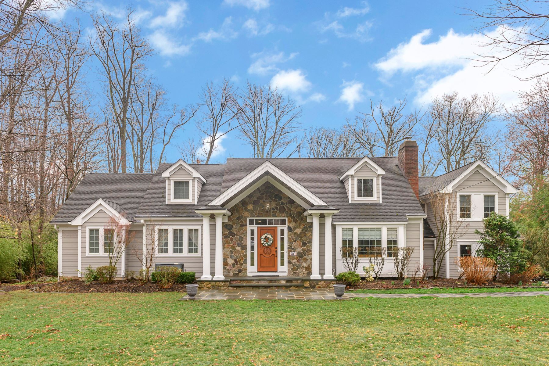 Single Family Homes por un Venta en Exquisite Custom Home 30 Melrose Road Mountain Lakes, Nueva Jersey 07046 Estados Unidos