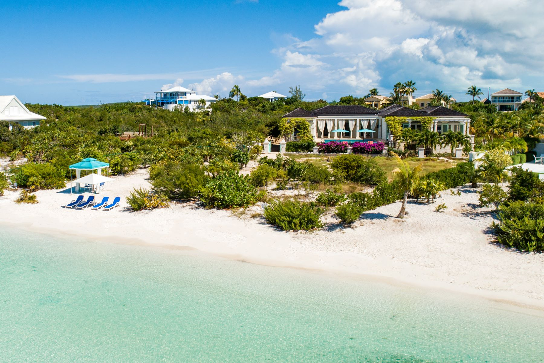 Single Family Home for Sale at The Beach House The Beach House, Sunset Bay Drive Taylor Bay, Providenciales TCI Turks And Caicos Islands
