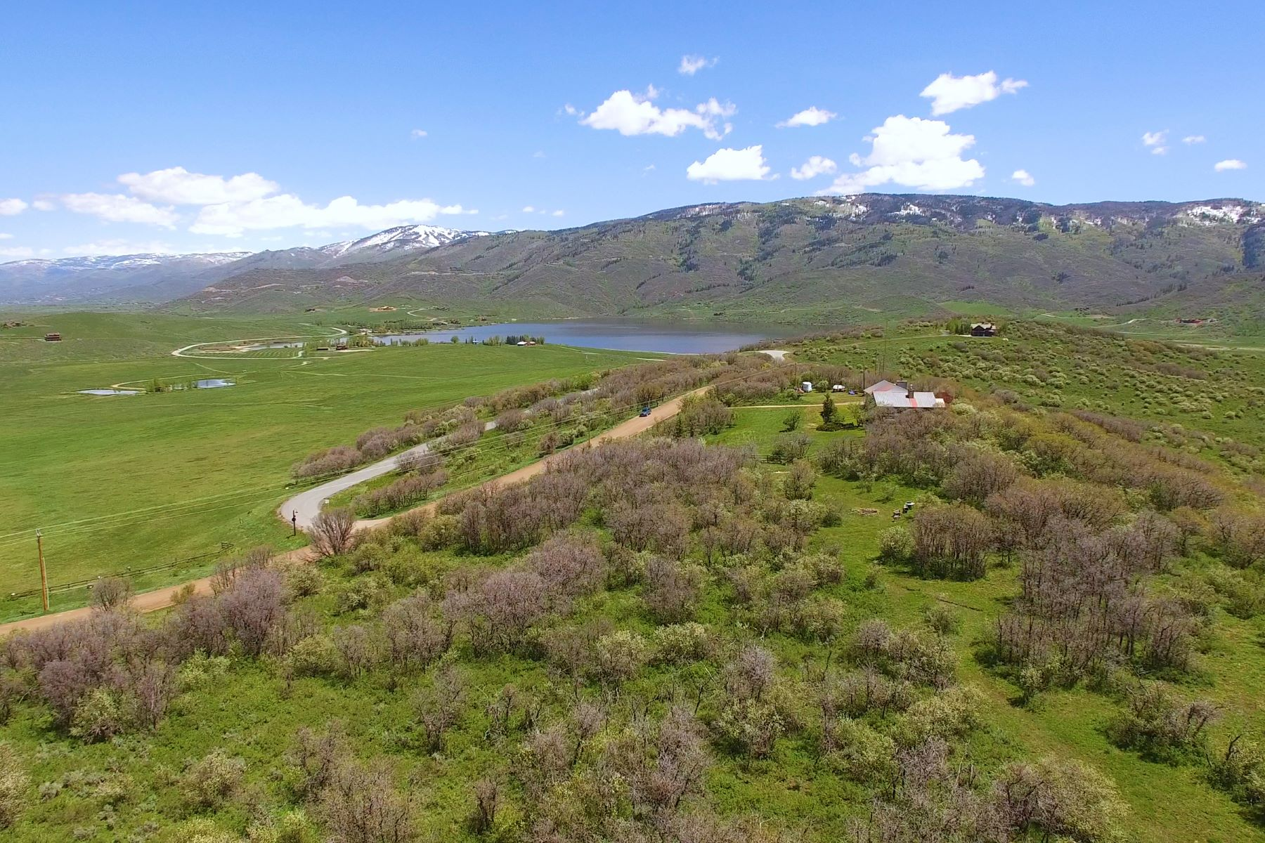Single Family Home for Sale at Pleasant Valley Acreage 31985 County Road 14B Steamboat Springs, Colorado 80487 United States