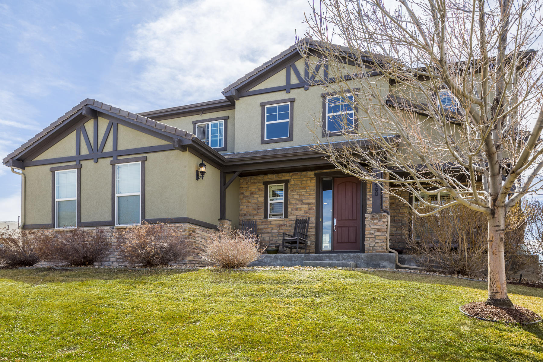 Single Family Home for Active at Amazing Opportunity to Own in Anthem Highlands 16460 Avalanche Run Broomfield, Colorado 80023 United States