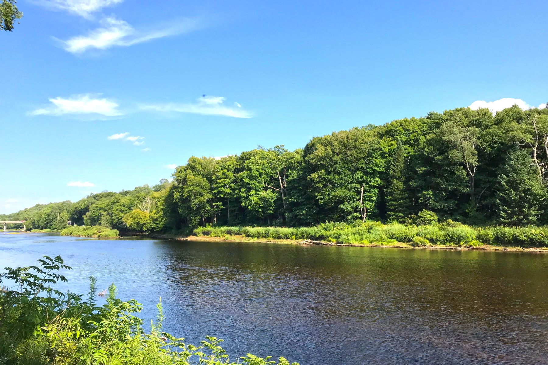Land for Active at Riverfront lot with rustic hunting camp 00 Moose River Tract Road Forestport, New York 13308 United States