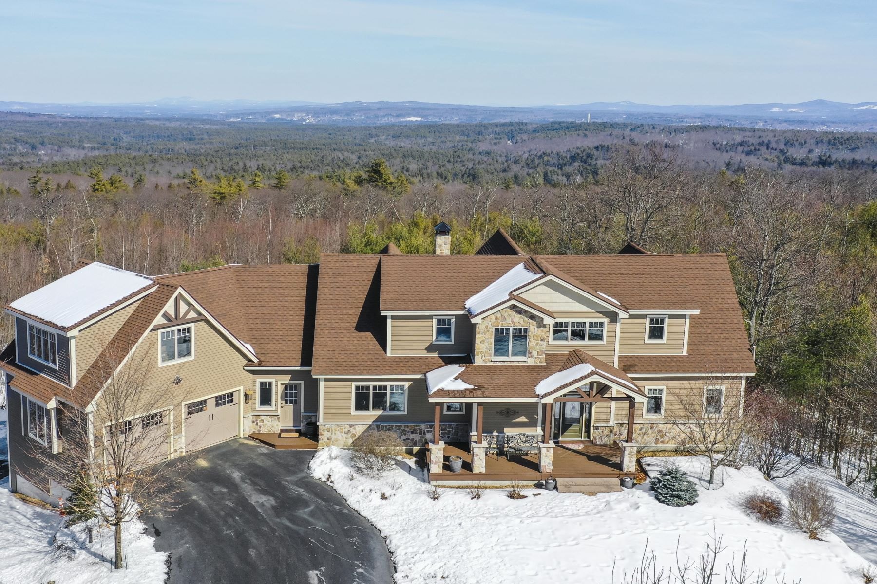 Single Family Homes for Sale at 8 Crescent Drive Bow, New Hampshire 03304 United States