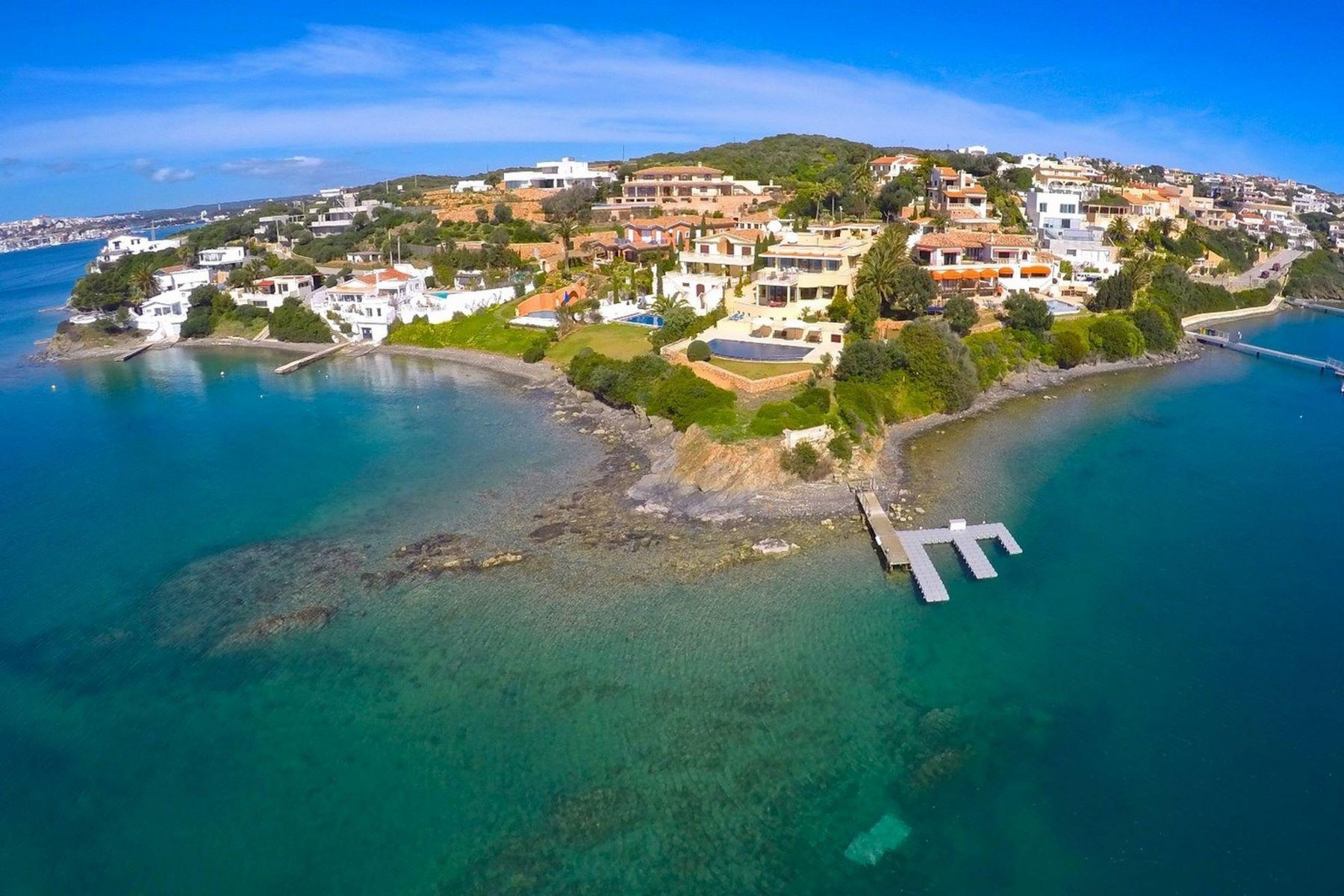 獨棟家庭住宅 為 出售 在 Exclusive property in the fabulous Port of Mahón Menorca, 梅諾卡島, 西班牙