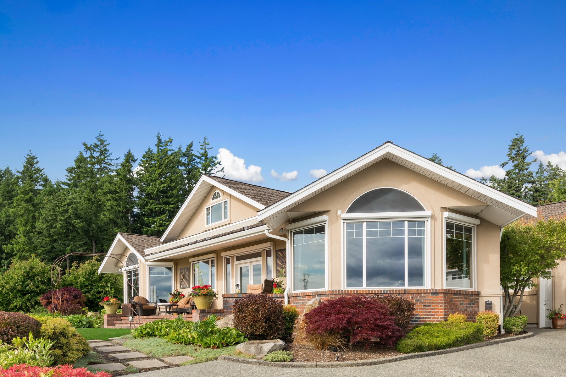 Single Family Home for Sale at The Bluff in Bonney Lake 7631 176th Ave E Bonney Lake, Washington 98391 United States