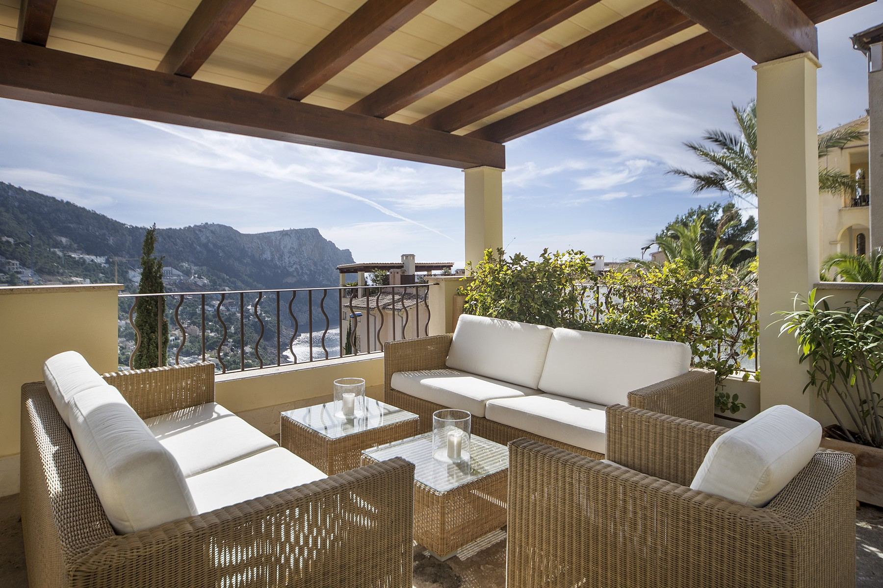 "Single Family Home for Sale at Penthouse in the ""Gran Folies"" complex, Cala Llamp Other Balearic Islands, Balearic Islands, 07150 Spain"