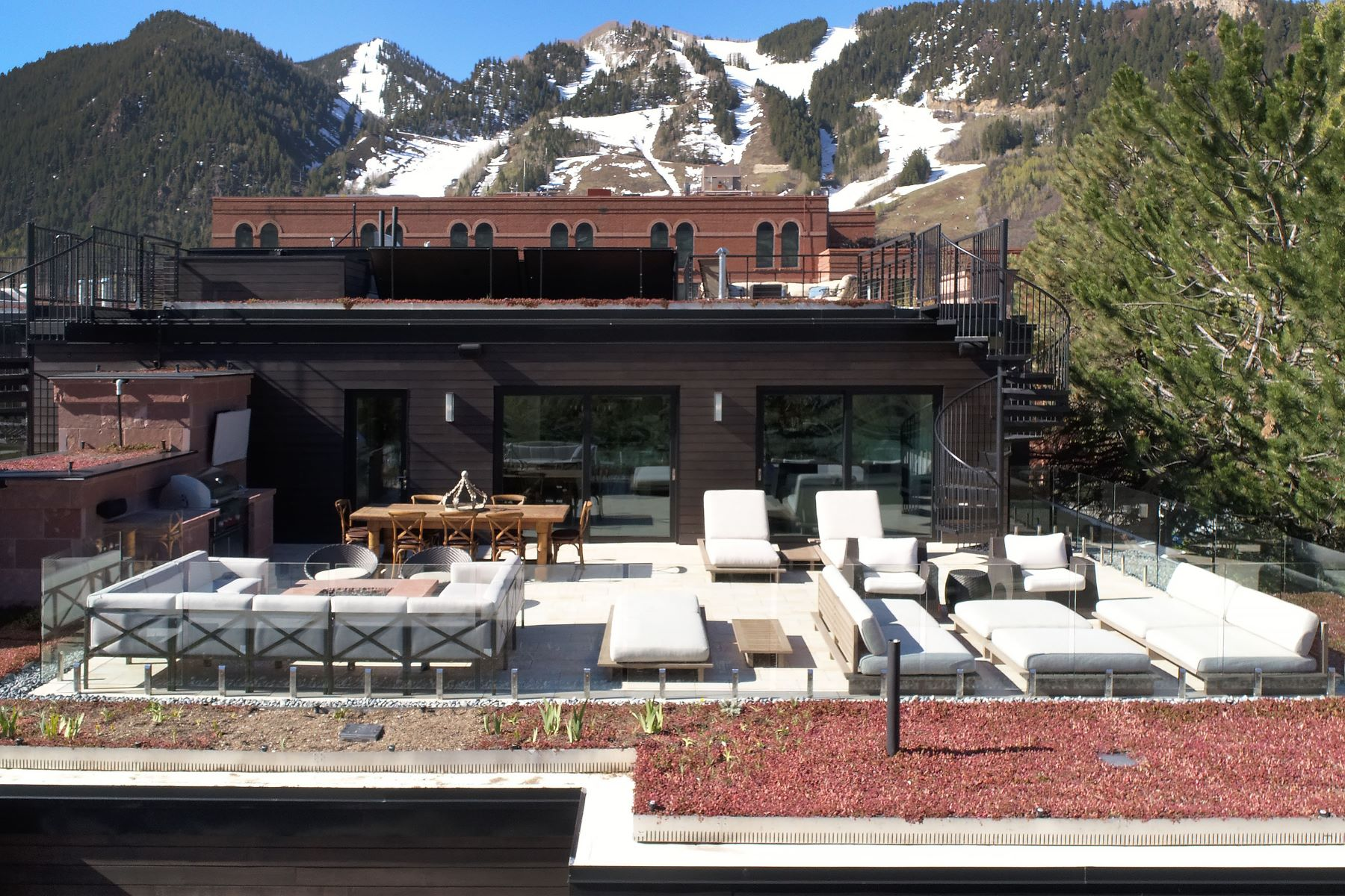 Condominio por un Venta en Mill Street Penthouse 201 North Mill Street Central Core, Aspen, Colorado, 81611 Estados Unidos