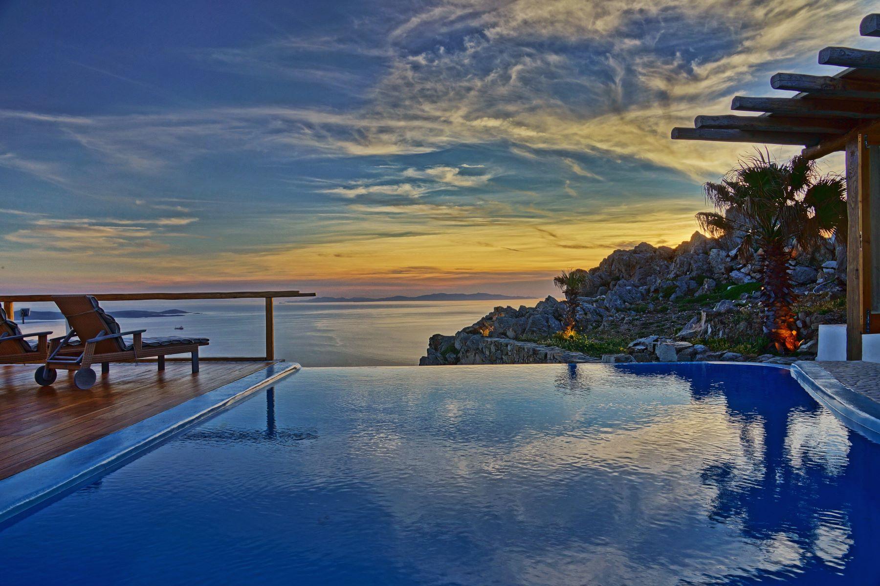 Einfamilienhaus für Verkauf beim Rustic Retreat Mykonos, Südliche Ägäis, Griechenland