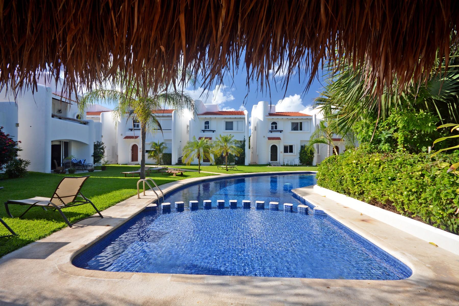 Single Family Home for Sale at INSPIRING CASA PALOMITA Playamar Playa Del Carmen, Quintana Roo, 77710 Mexico