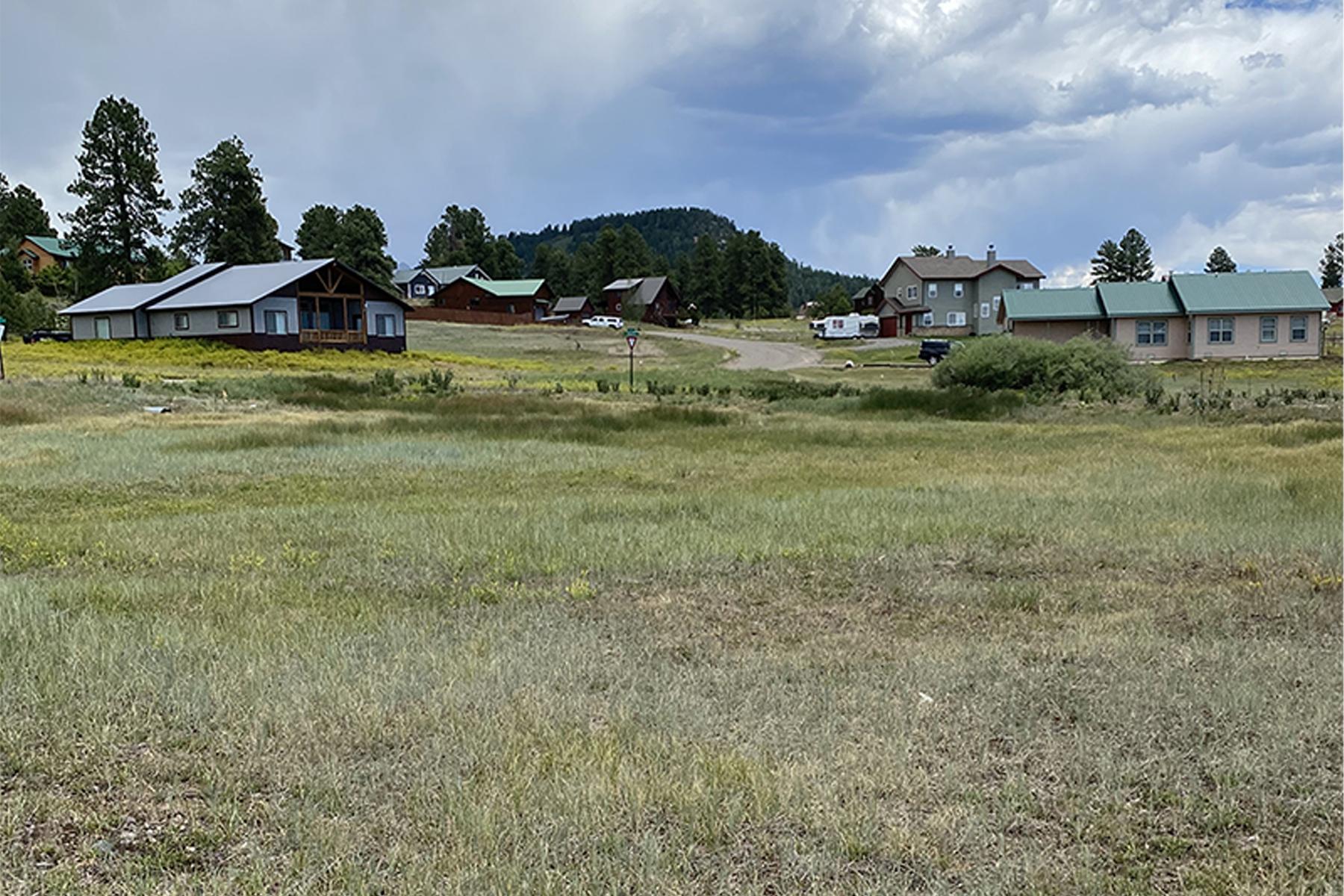 Land for Sale at 349 Saddle Circle Pagosa Springs, Colorado 81147 United States