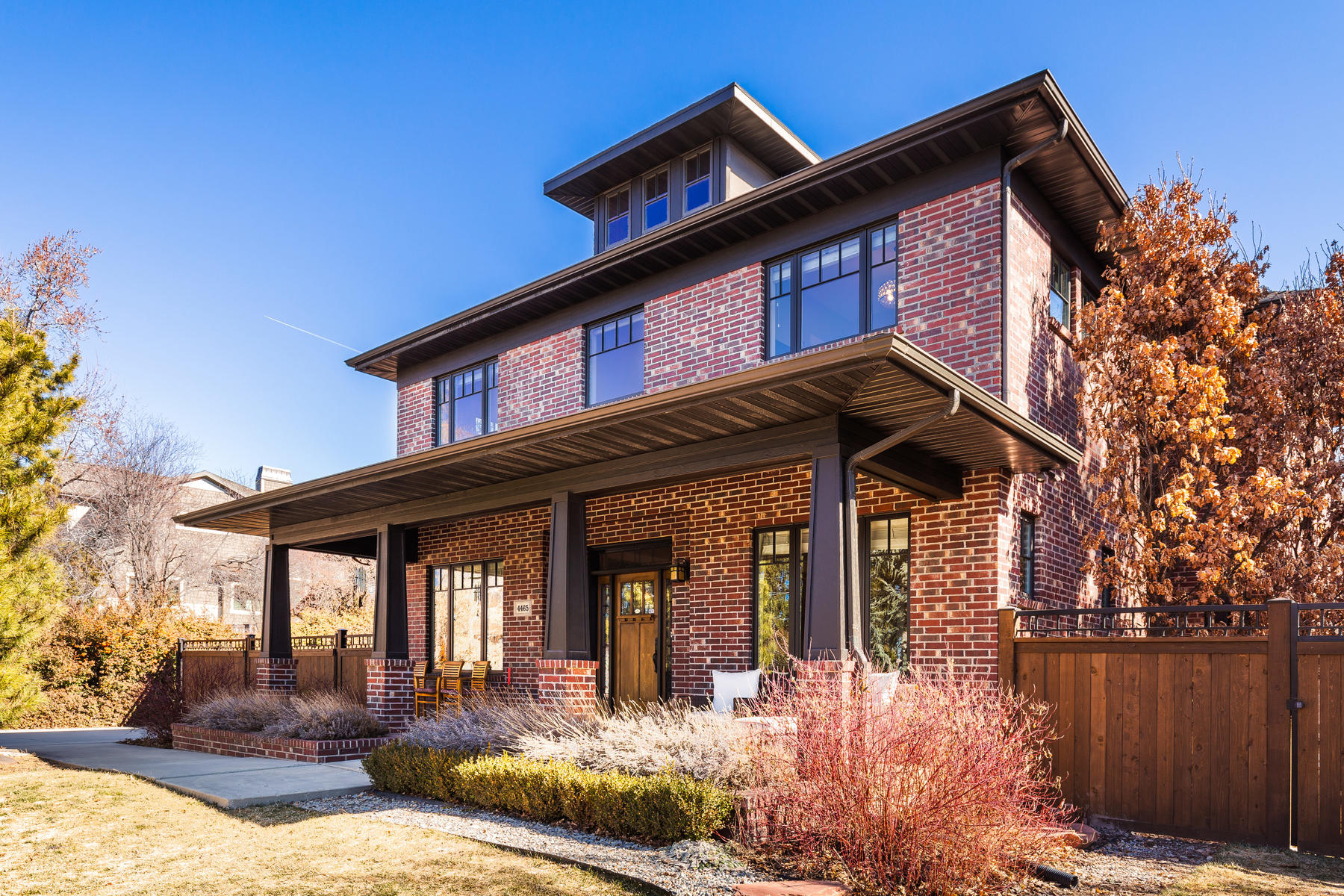 Single Family Homes for Sale at Handsome Brick Estate 4465 South 2700 East Holladay, Utah 84124 United States