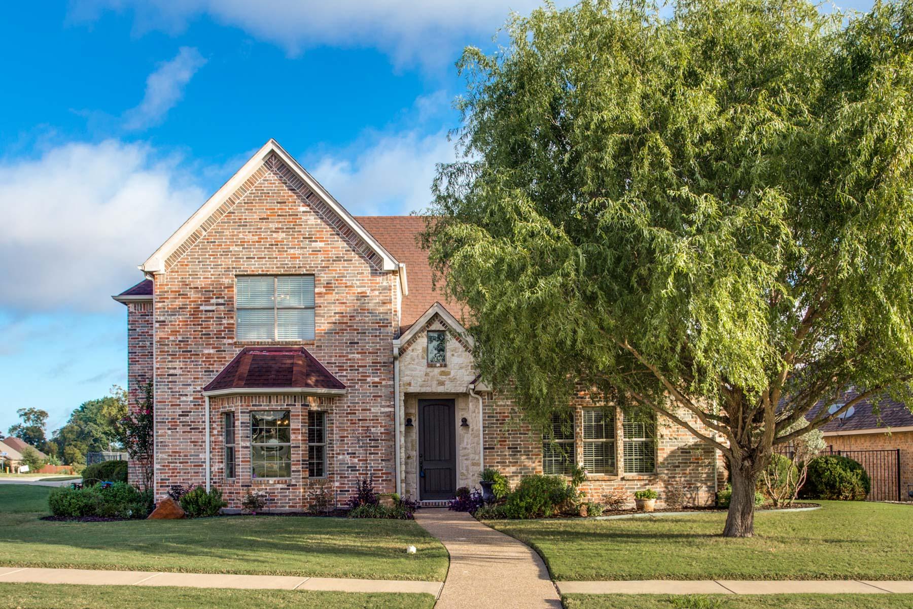 Maison unifamiliale pour l Vente à 1105 Reata Dr, Weatherford Weatherford, Texas, 76087 États-Unis