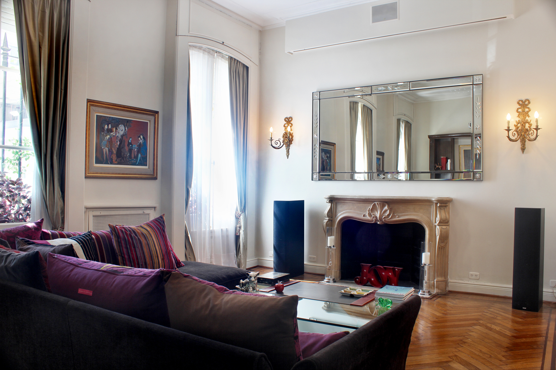 Property for Sale at Outstanding ground floor Aguero 2400 Buenos Aires, Buenos Aires C1425EIA Argentina