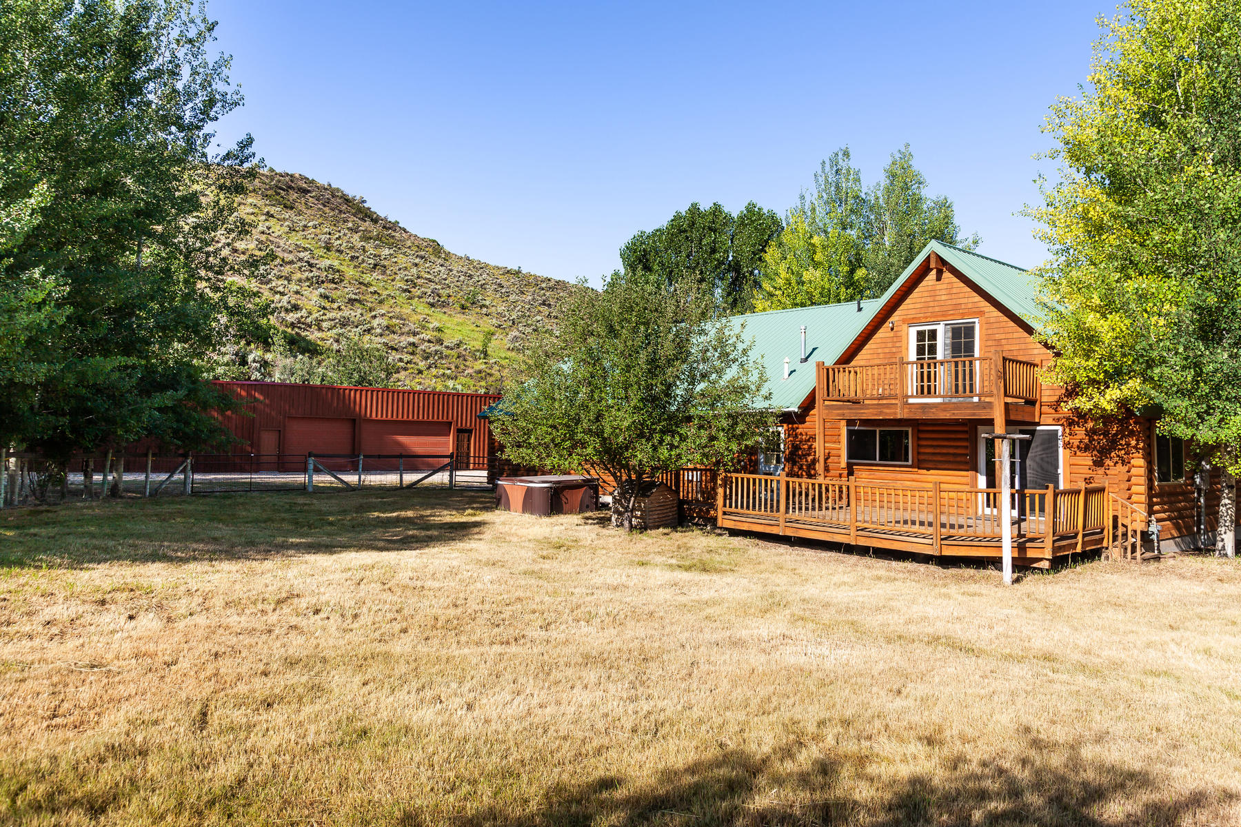 Single Family Homes for Active at Unique Horse Property in Summit County 975 Cherry Canyon Rd Wanship, Utah 84017 United States