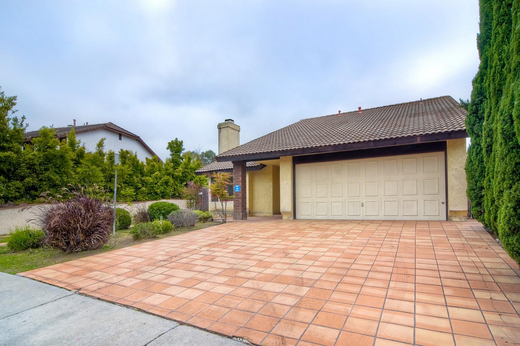 一戸建て のために 売買 アット 7315 Rock Canyon 7315 Rock Canyon Drive San Diego, カリフォルニア, 92126 アメリカ合衆国
