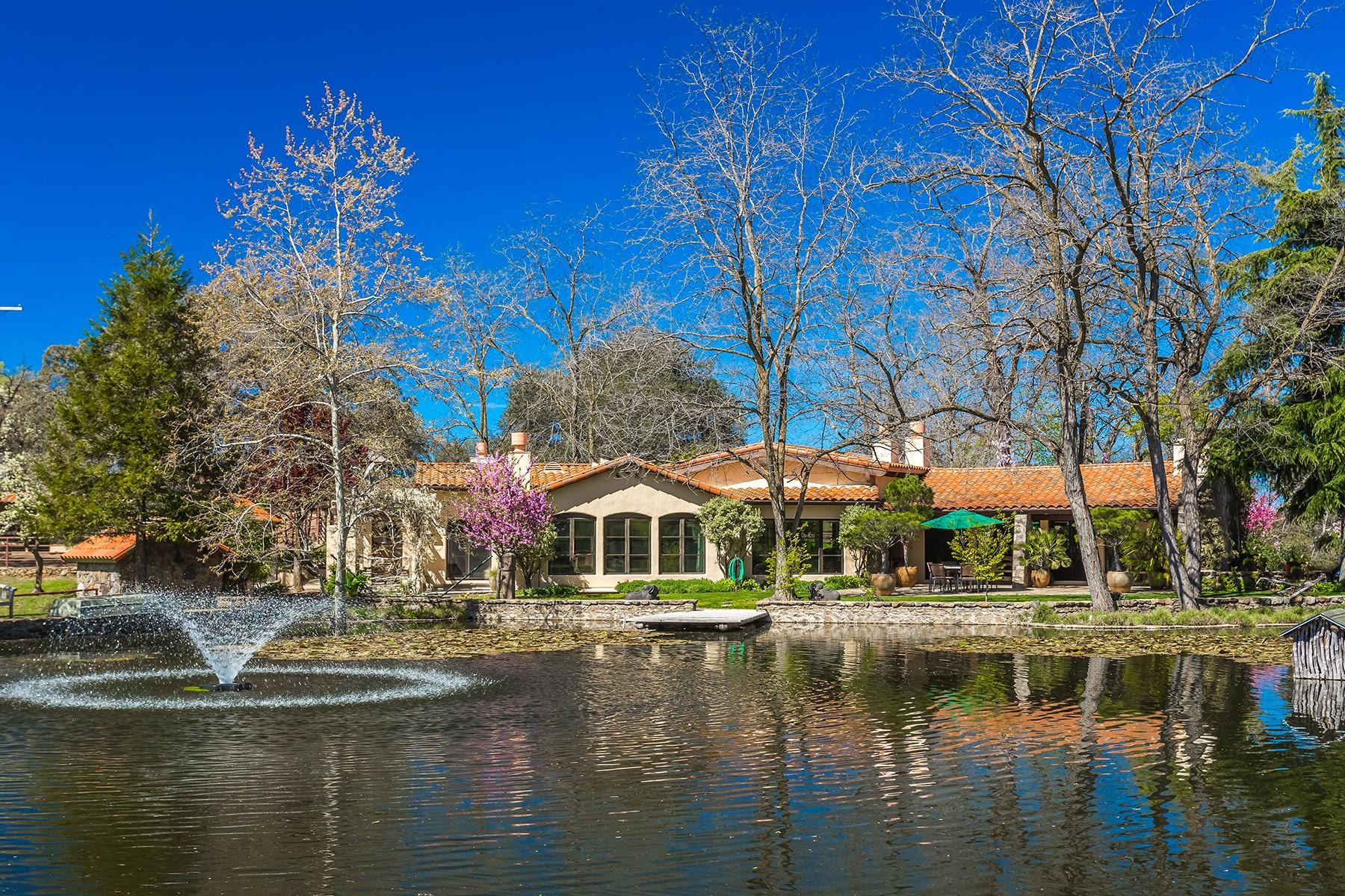 Hayvan Çiftliği/Çiftlik/Ekili Alan için Satış at Double S Ranch 28197 Angel Mountain Road Santa Ysabel, Kaliforniya, 92070 Amerika Birleşik Devletleri