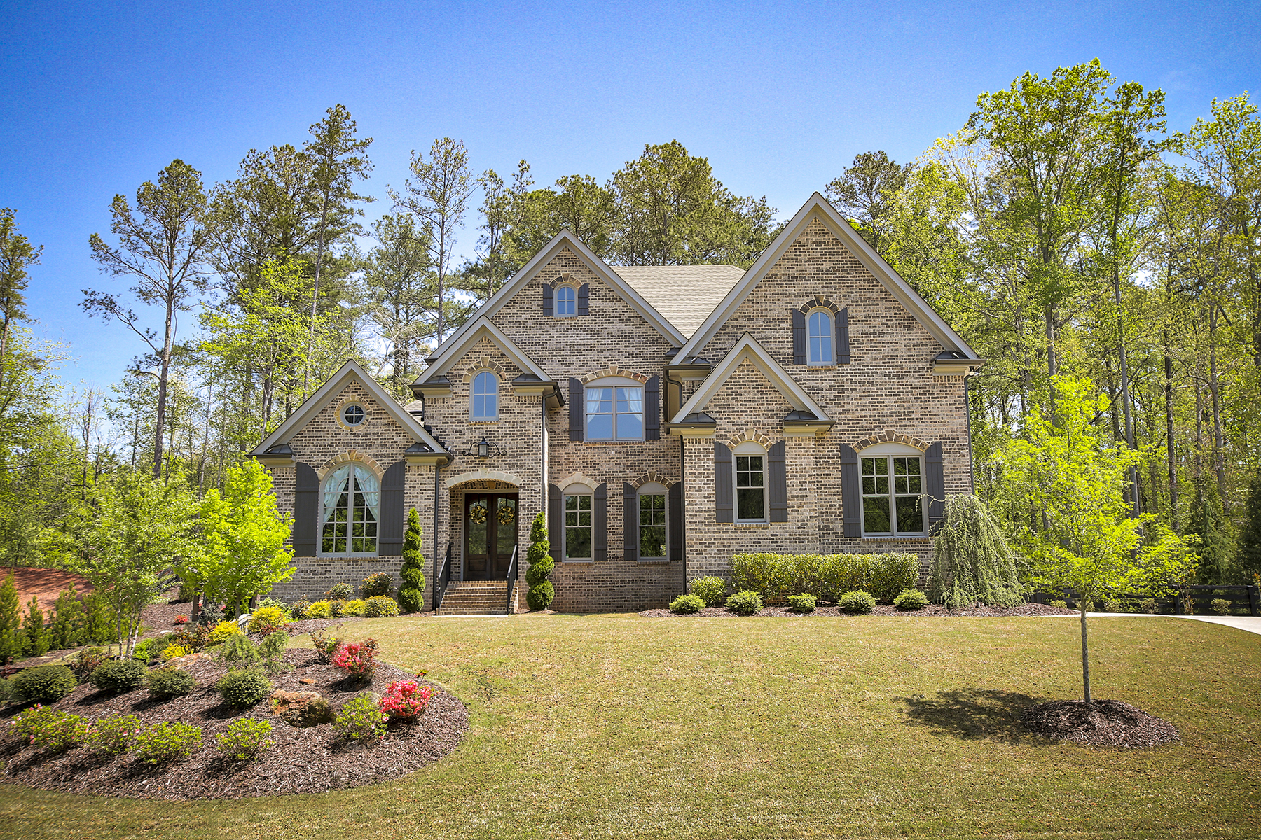 Single Family Home for Sale at Enjoy your Private Oasis in Kingsley Estates 16855 Quayside Dr Milton, Georgia 30004 United States