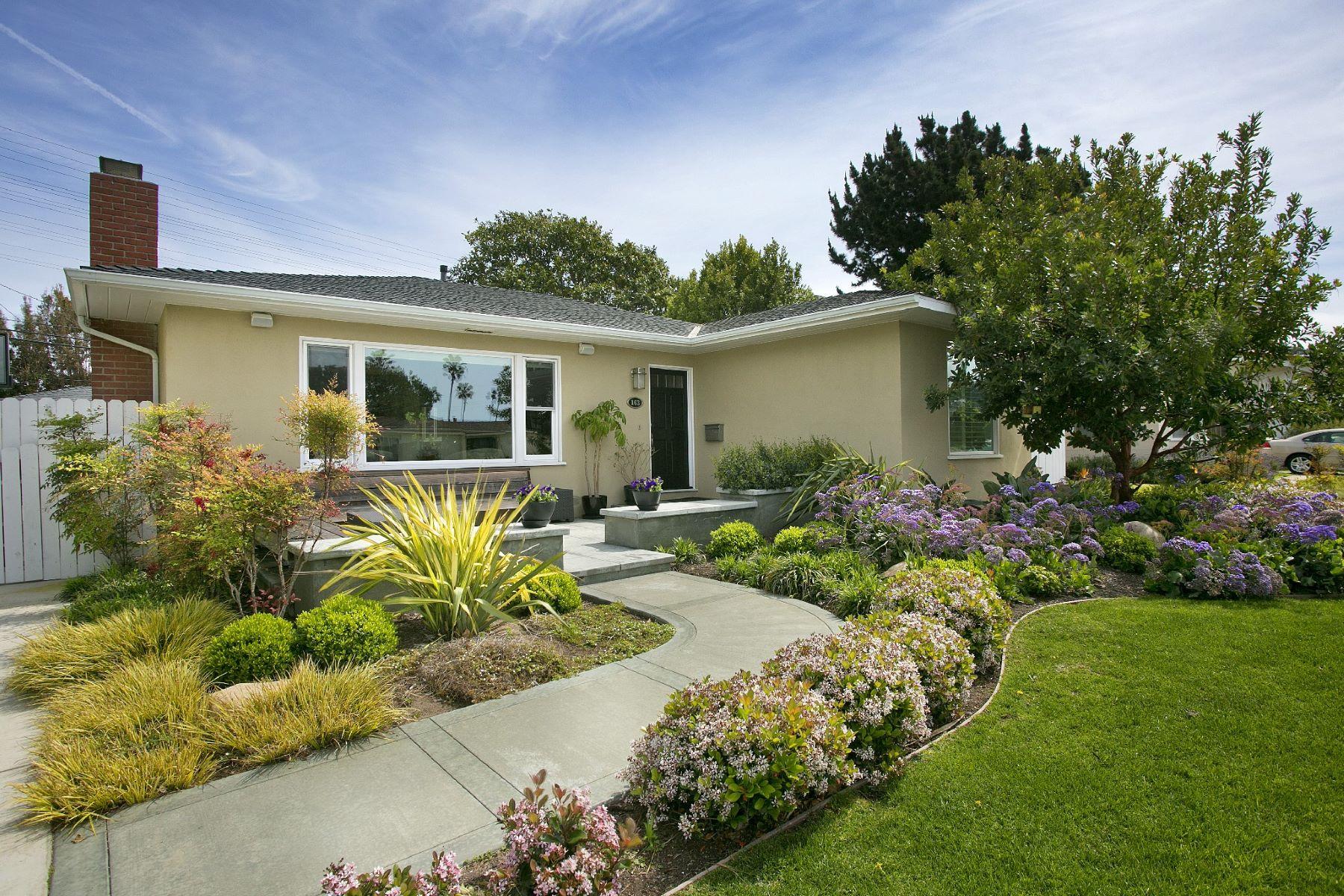 独户住宅 为 出租 在 163 Via Los Altos, Redondo Beach 90277 雷东多海滩, 加利福尼亚州, 90277 美国
