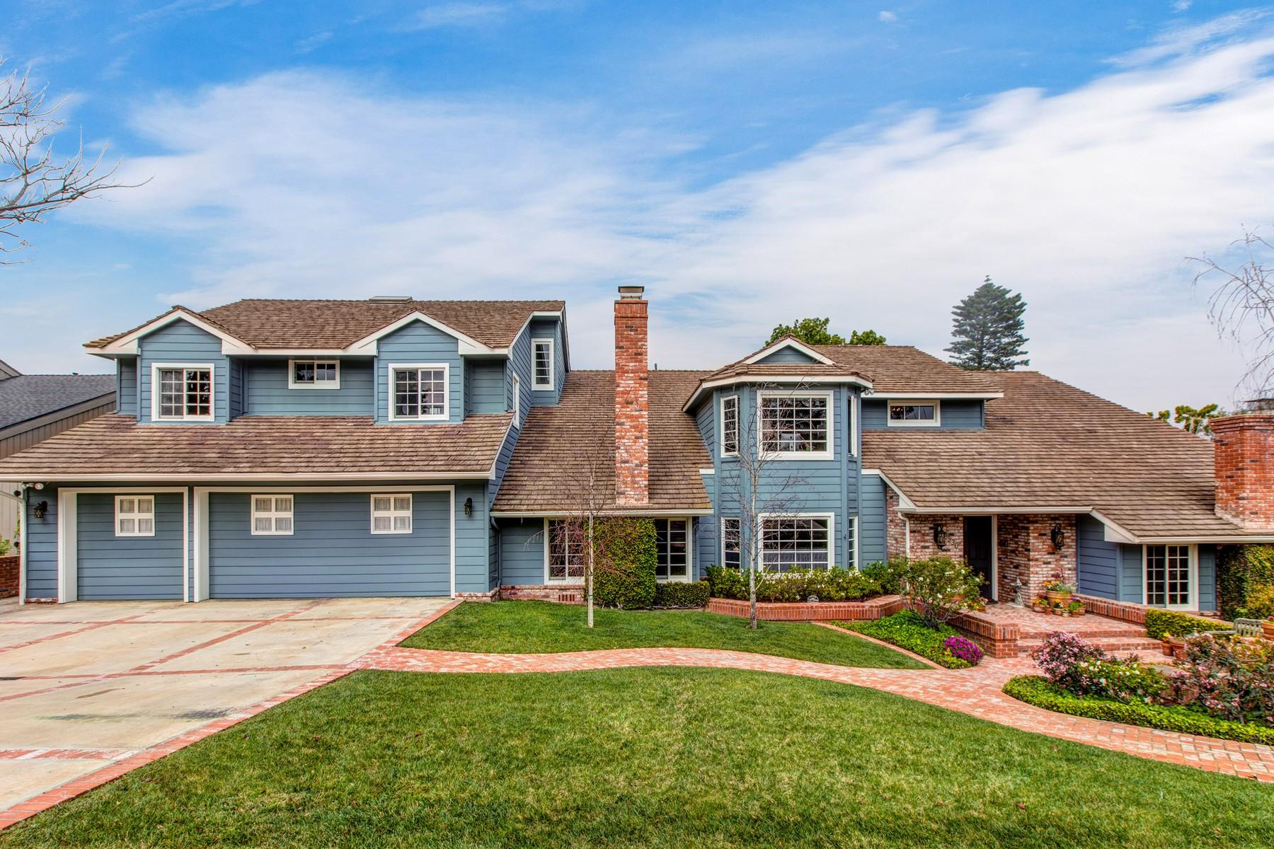단독 가정 주택 용 매매 에 3530 Silvergate Place Wooded Area, San Diego, 캘리포니아, 92106 미국