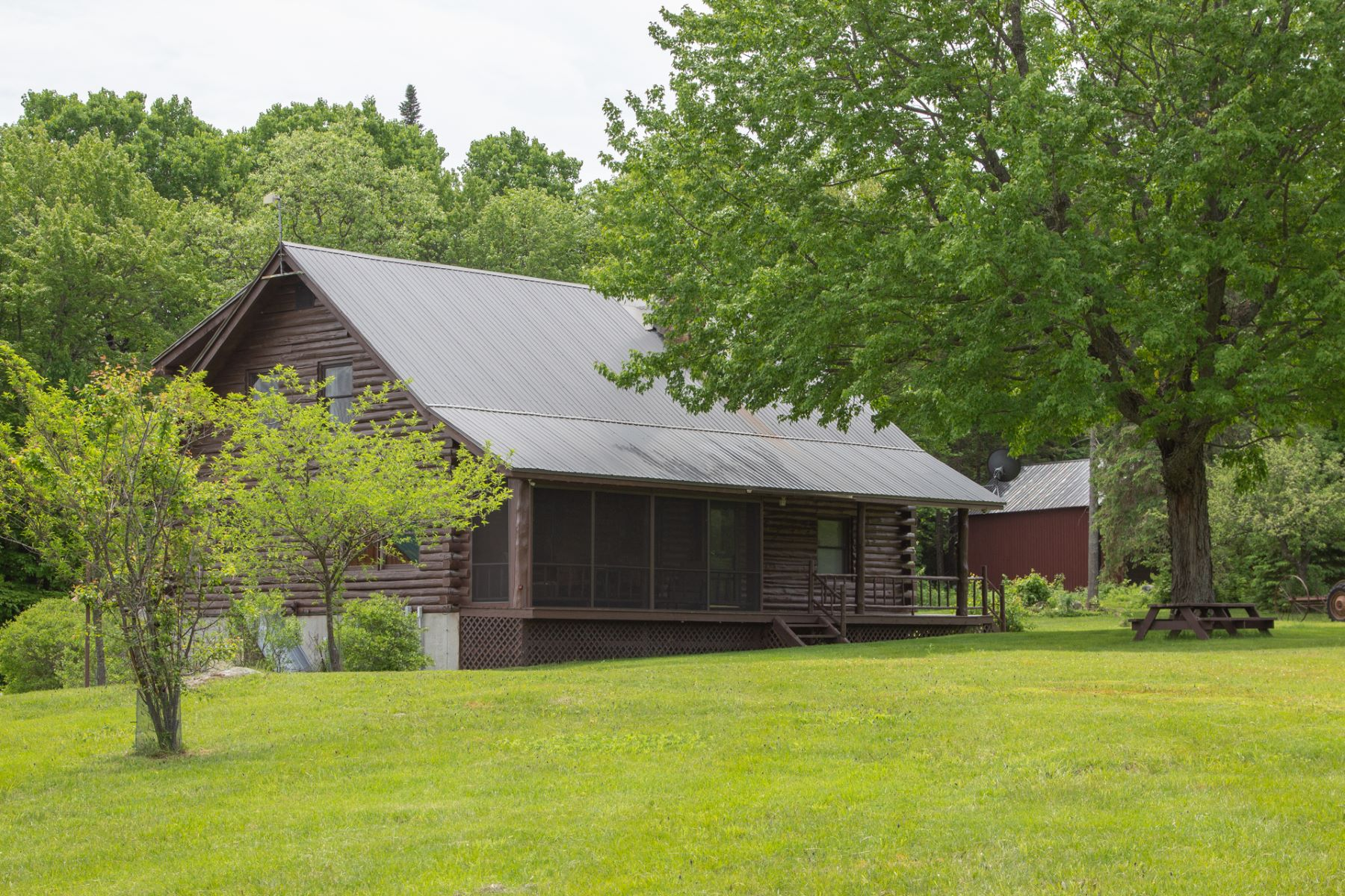 Single Family Homes for Sale at 2418 Victory Road, Victory 2418 Victory Rd Victory, Vermont 05858 United States