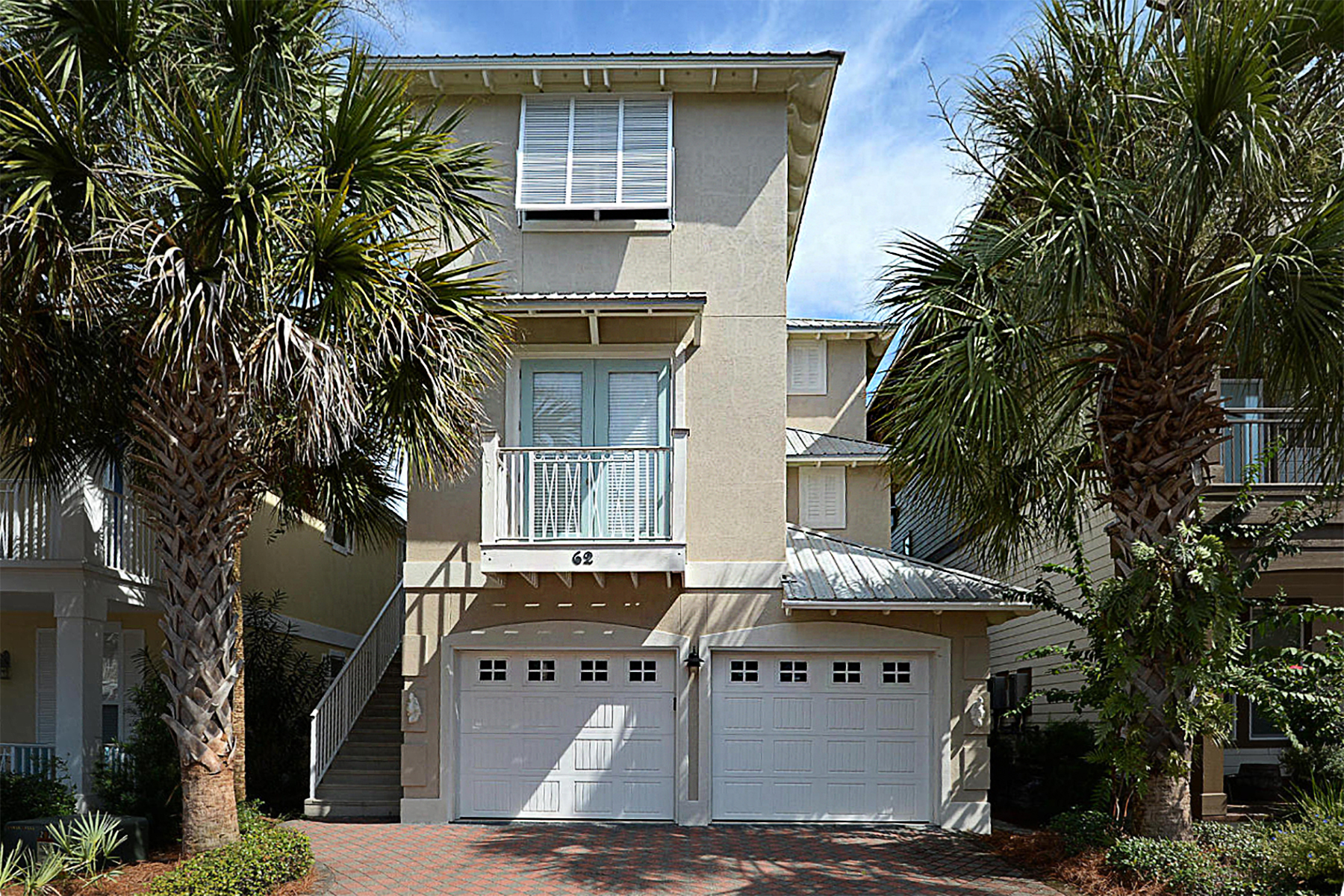 Single Family Home for Sale at FURNISHED RENTAL READY HOME ON THE POOL 62 W Seacrest Beach Boulevard Seacrest Beach, Seacrest, Florida, 32461 United States