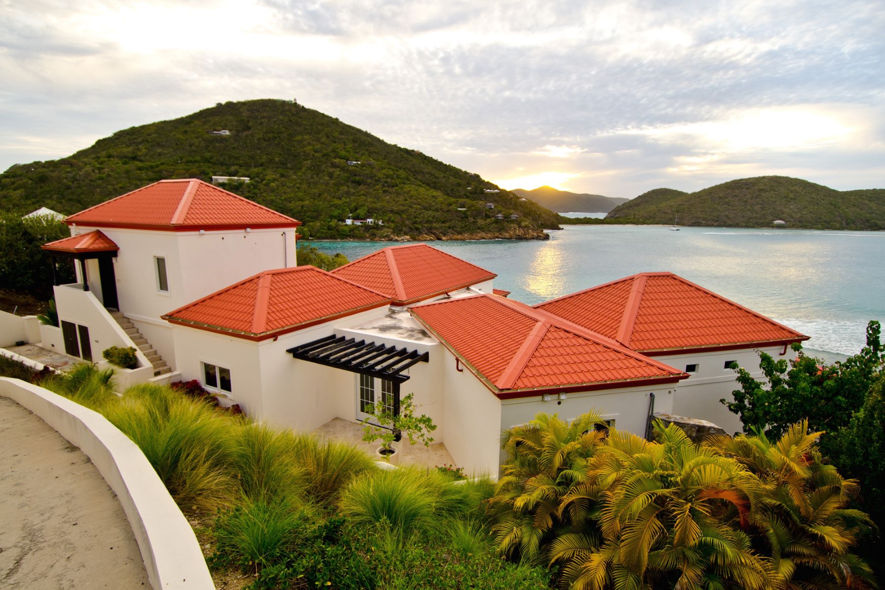 Additional photo for property listing at Ixora Villa Little Scrub, Scrub Island British Virgin Islands